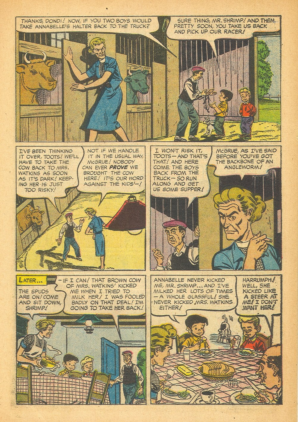 Four Color Comics issue 1276 - Page 27