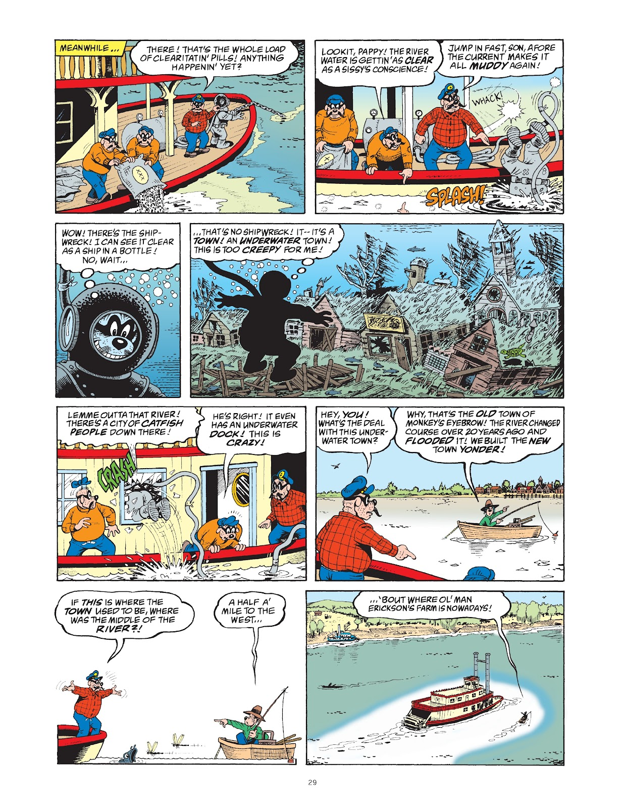 Read online The Complete Life and Times of Scrooge McDuck comic -  Issue # TPB 1 (Part 1) - 36
