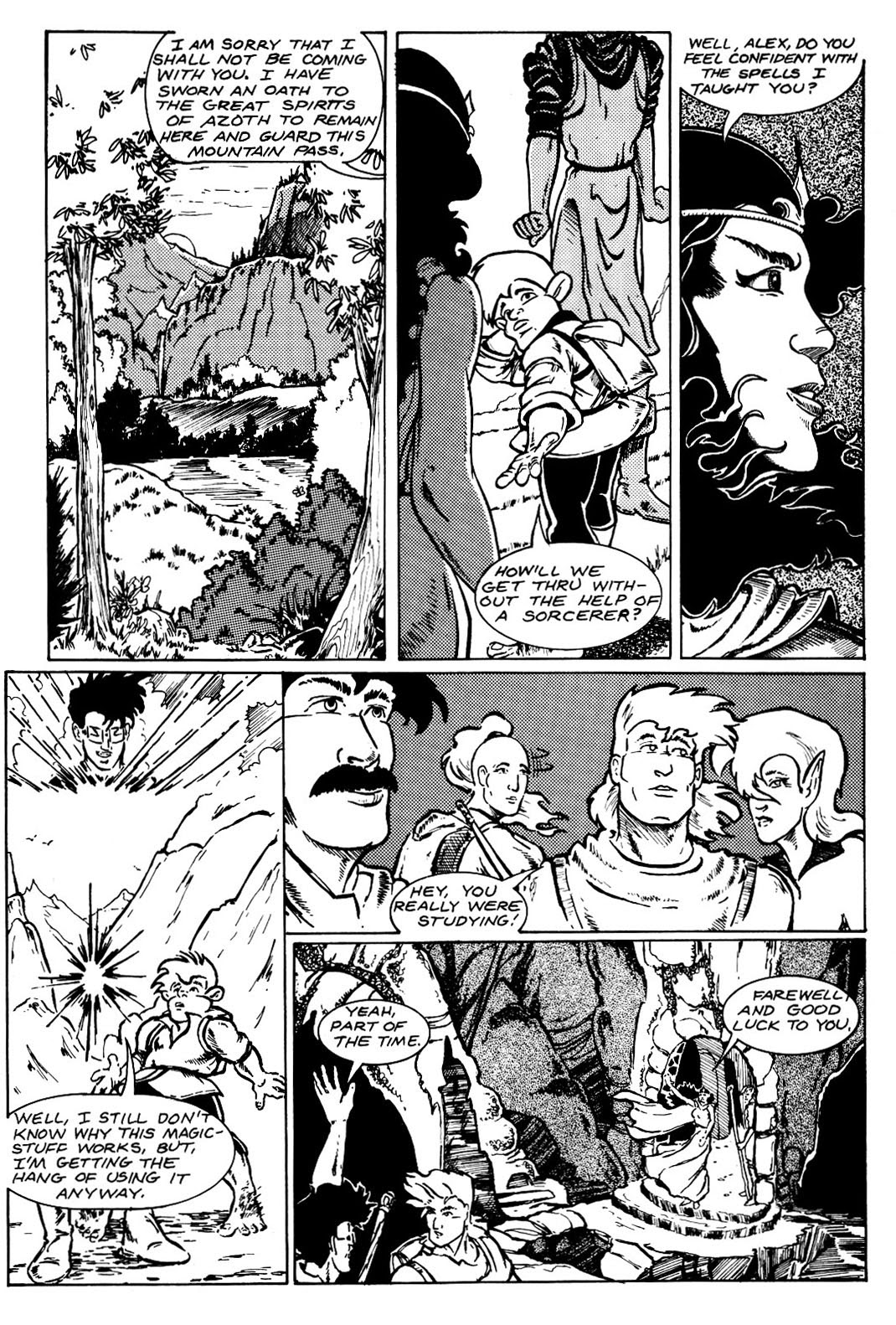The Realm (1986) issue 17 - Page 20