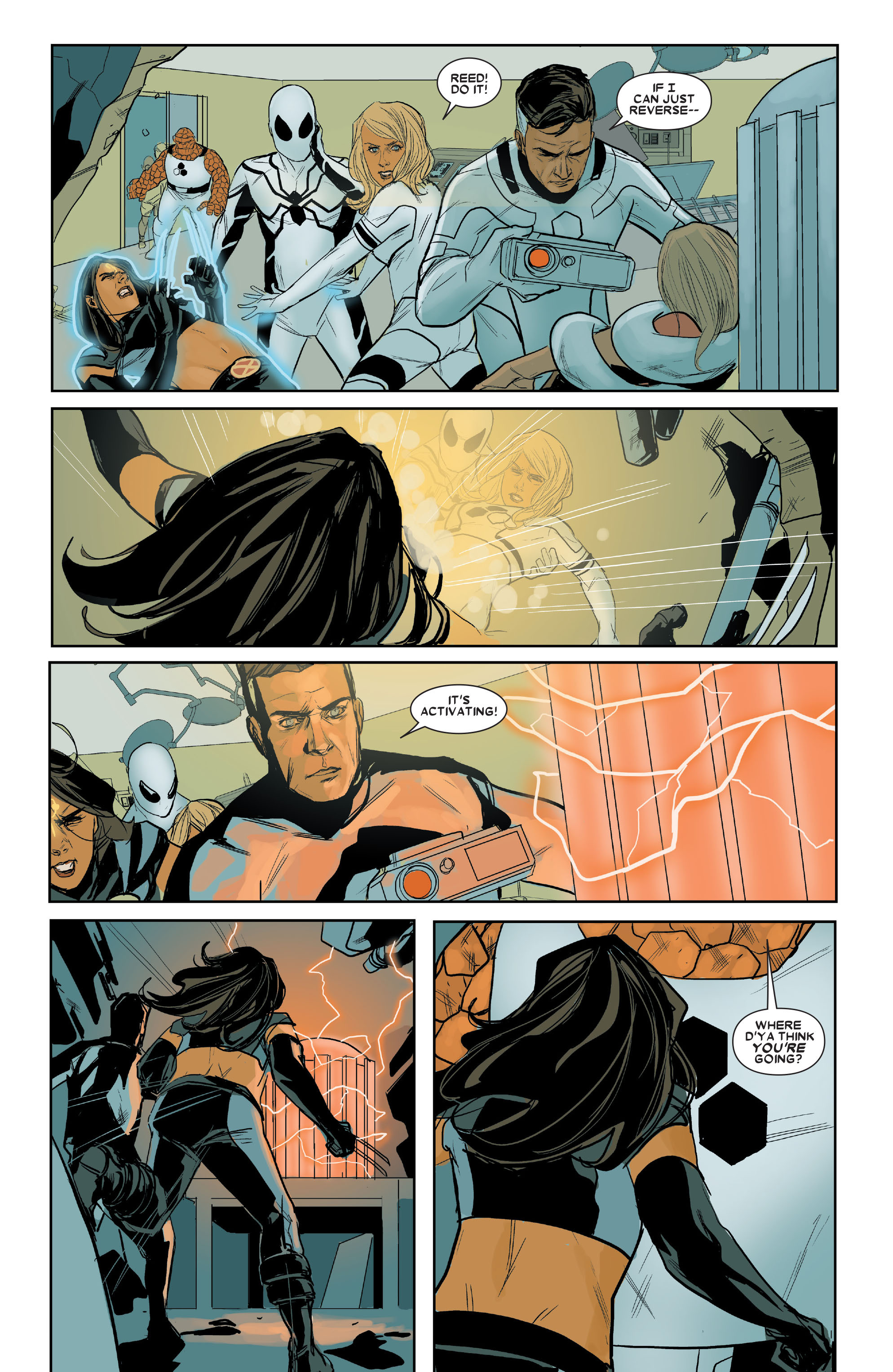 Read online X-23 (2010) comic -  Issue #16 - 7