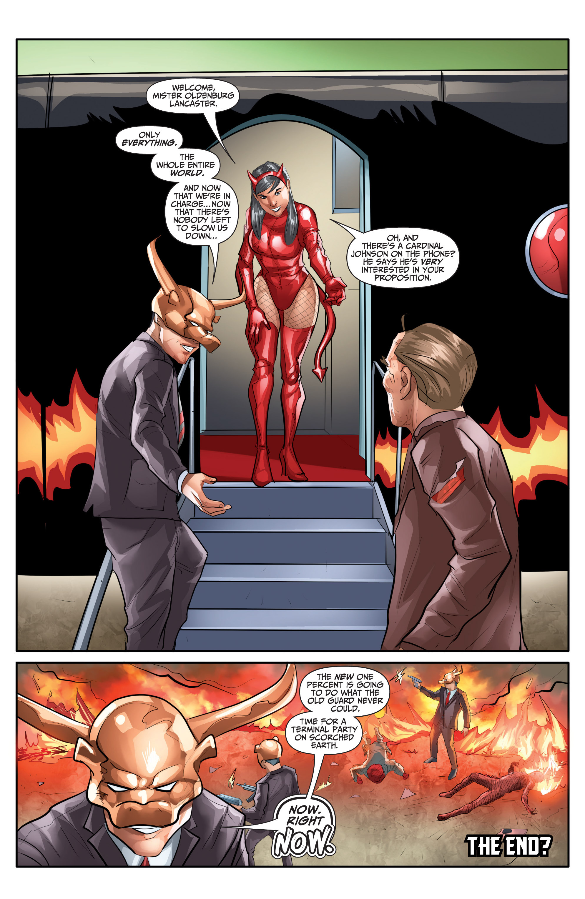 Read online Archer and Armstrong comic -  Issue #Archer and Armstrong _TPB 7 - 75