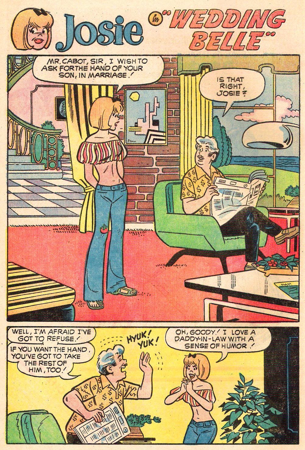 Read online She's Josie comic -  Issue #72 - 20