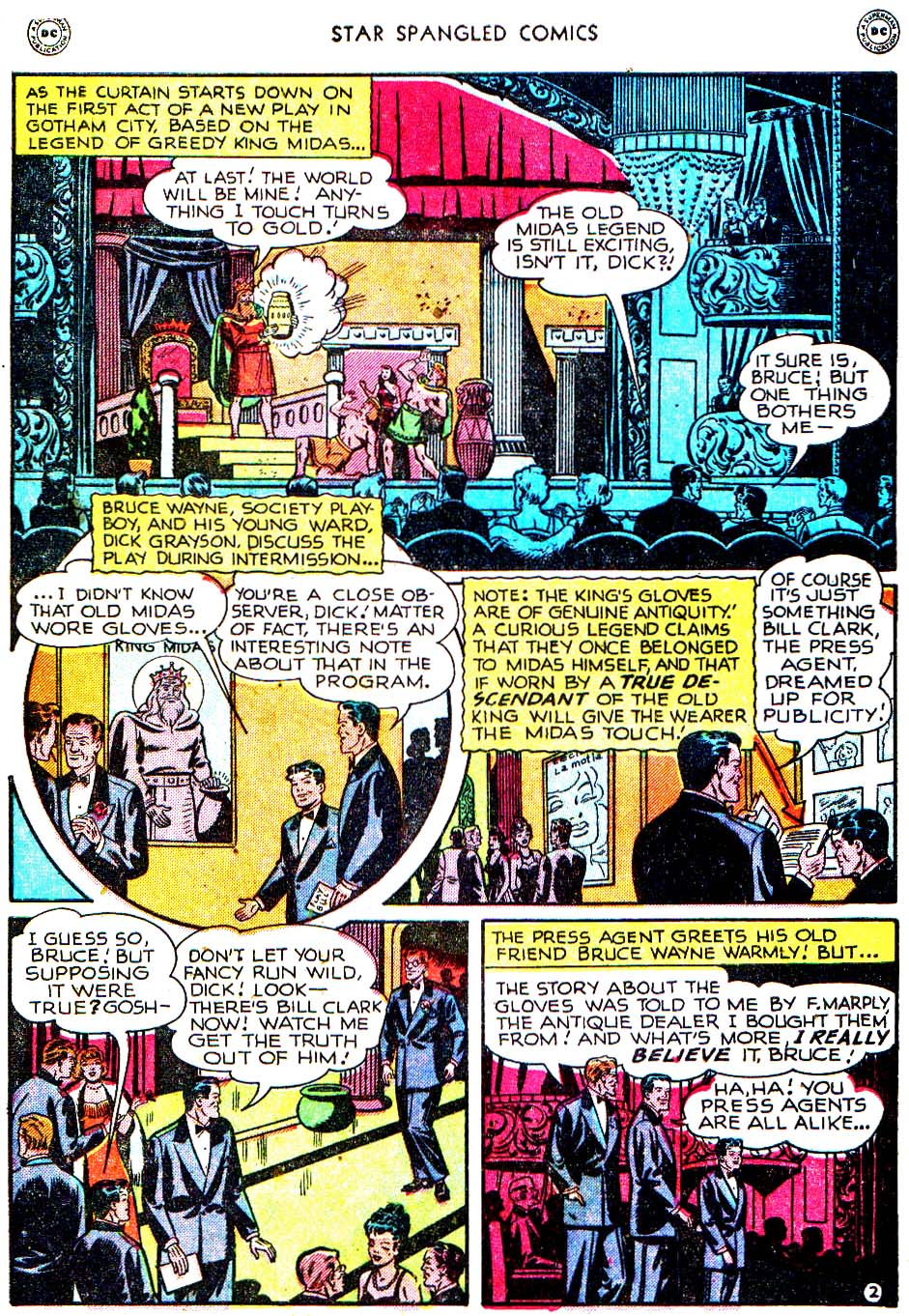 Star Spangled Comics (1941) issue 95 - Page 4