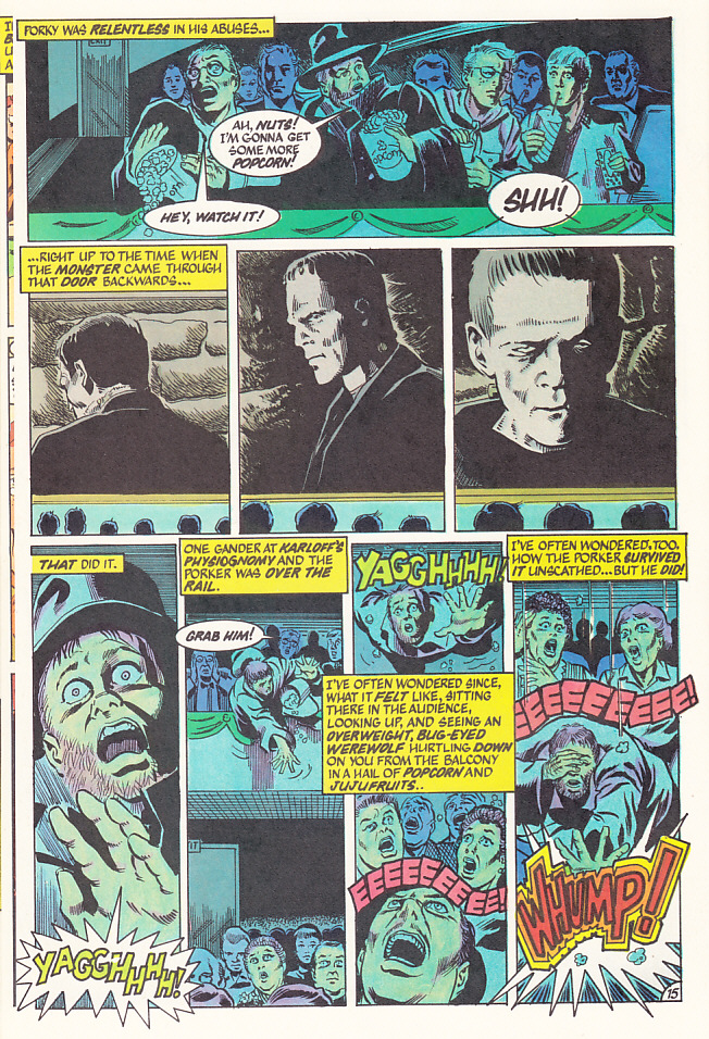 Read online Twisted Tales (1987) comic -  Issue # Full - 18