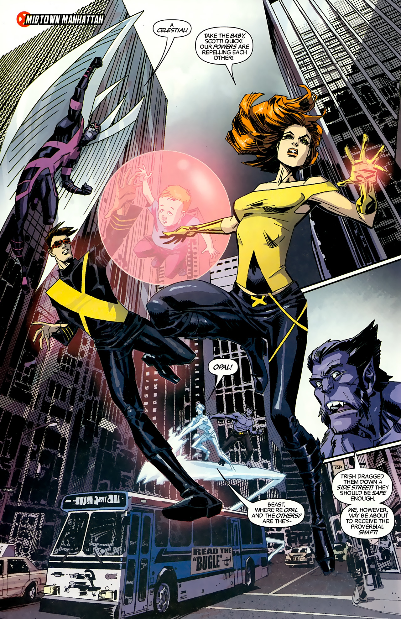 Read online X-Factor Forever comic -  Issue #3 - 3