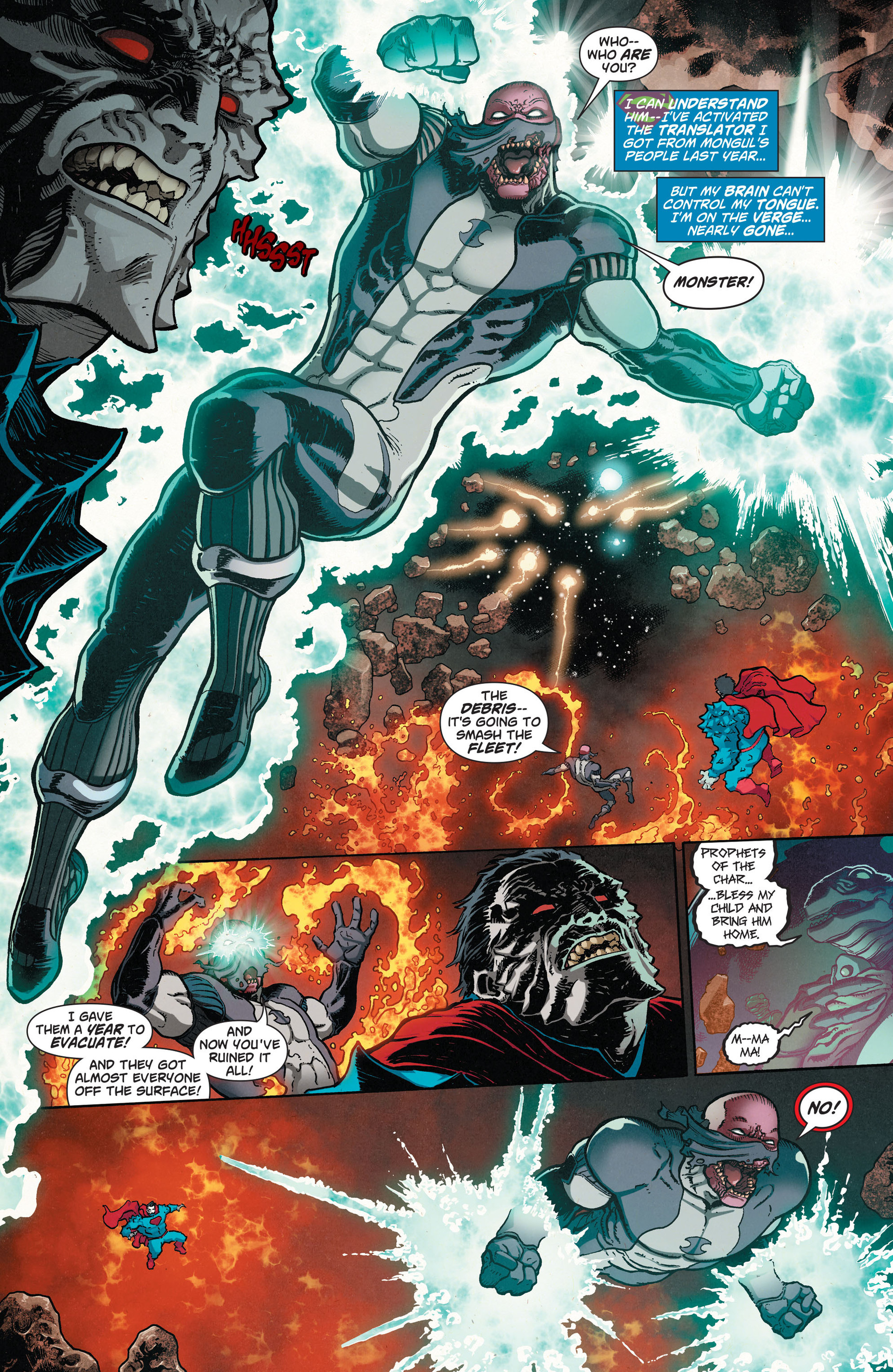 Read online Action Comics (2011) comic -  Issue #33 - 16