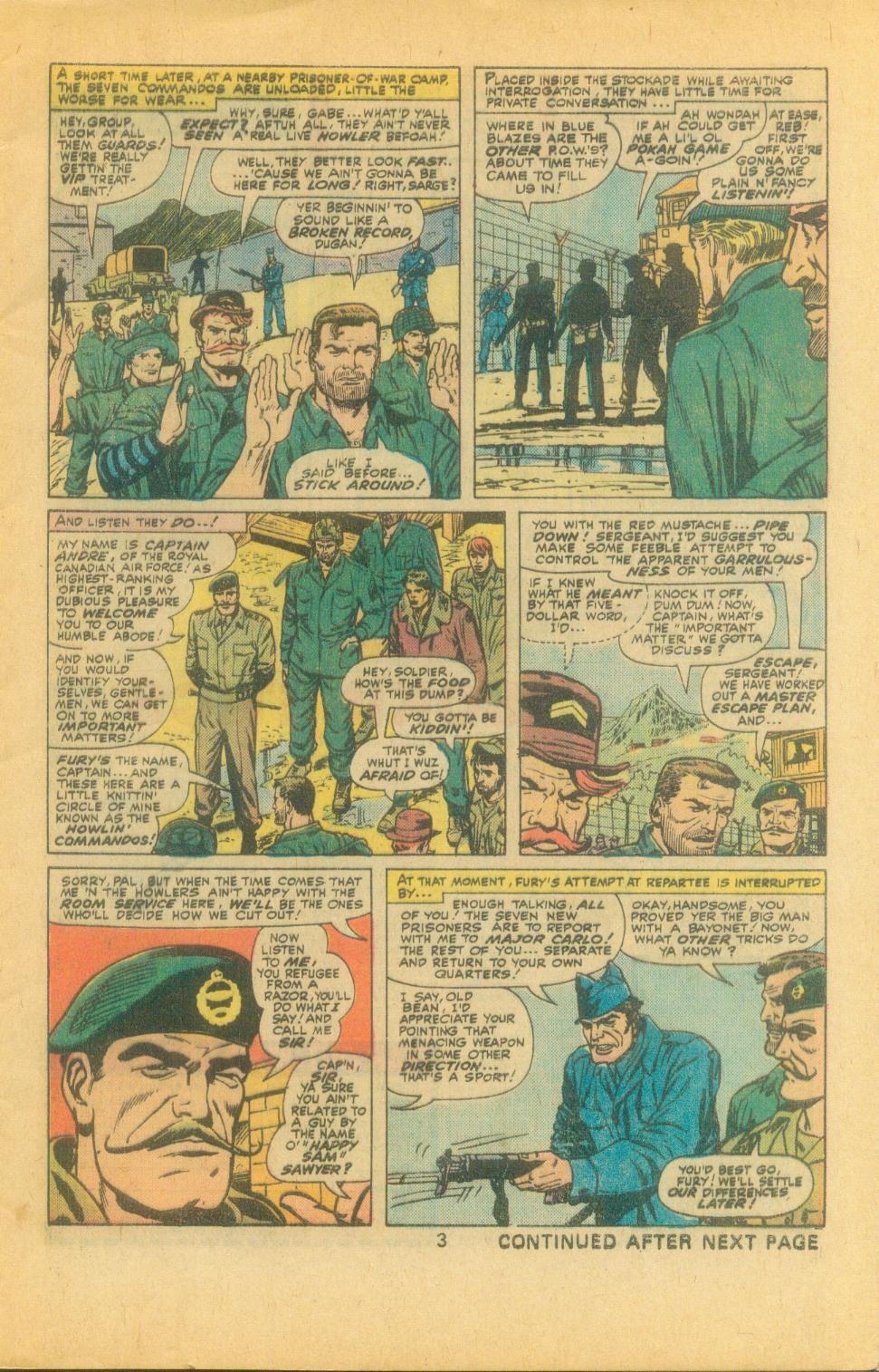 Read online Sgt. Fury comic -  Issue #132 - 5