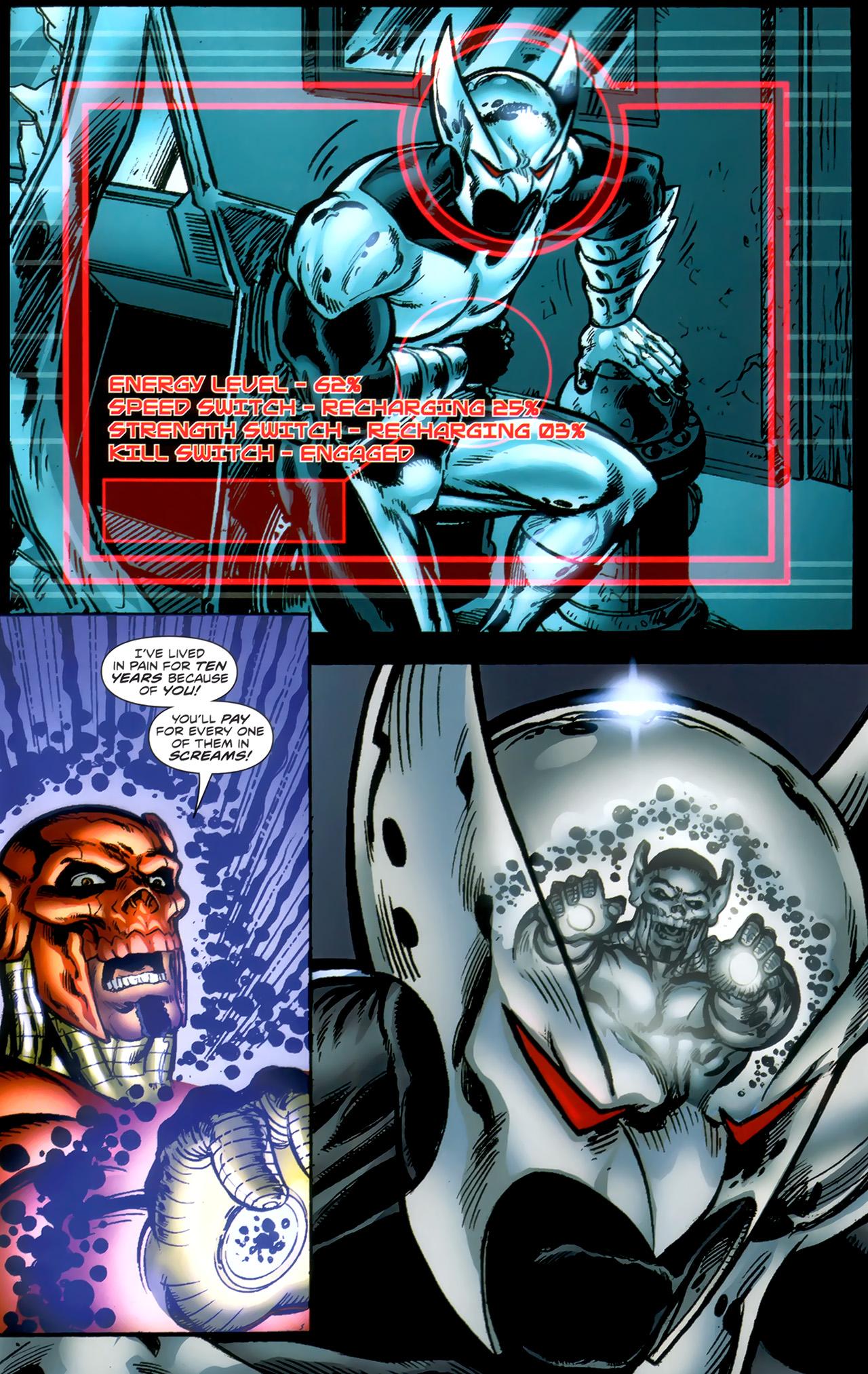 Read online ShadowHawk (2010) comic -  Issue #1 - 17