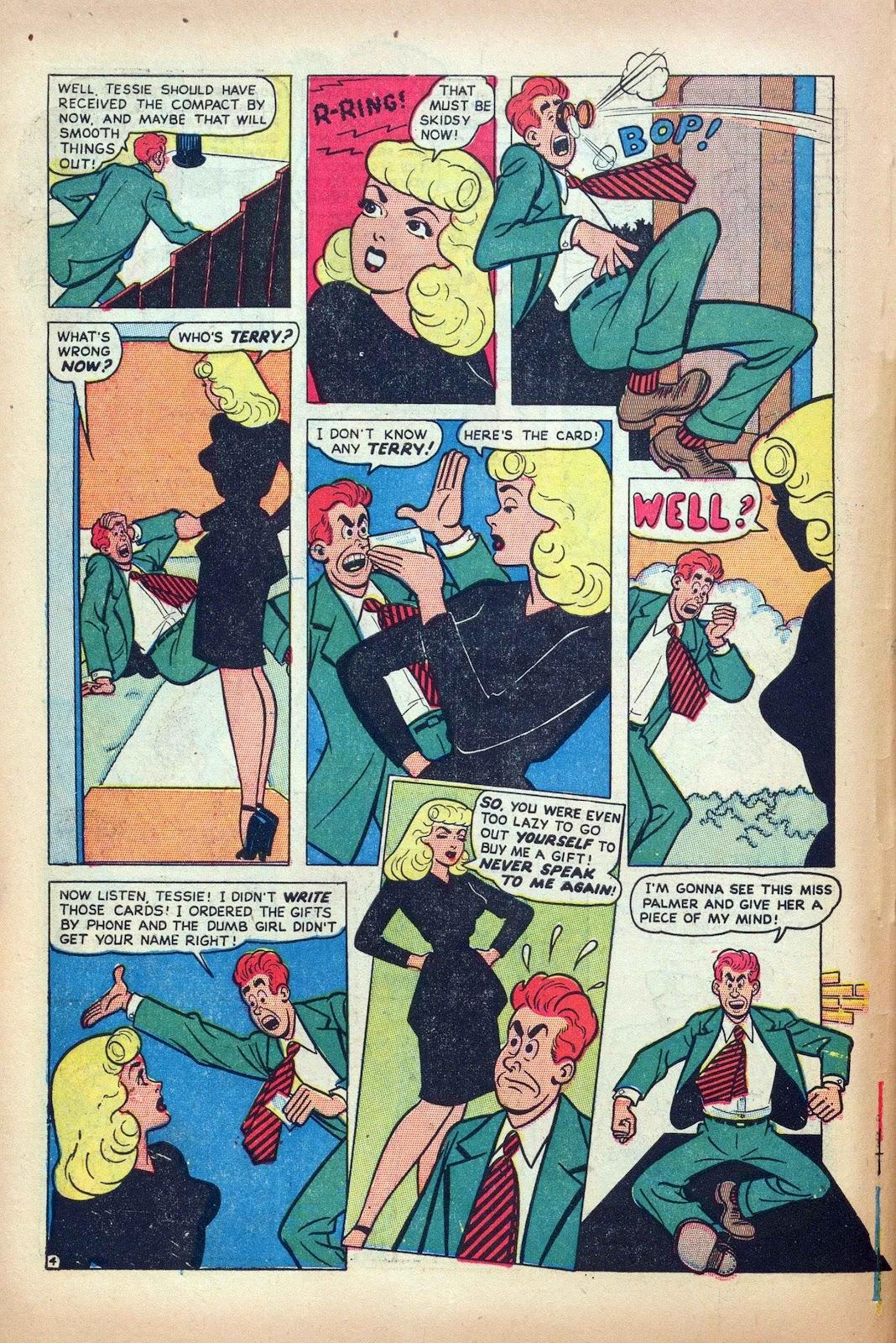 Tessie the Typist issue 16 - Page 6