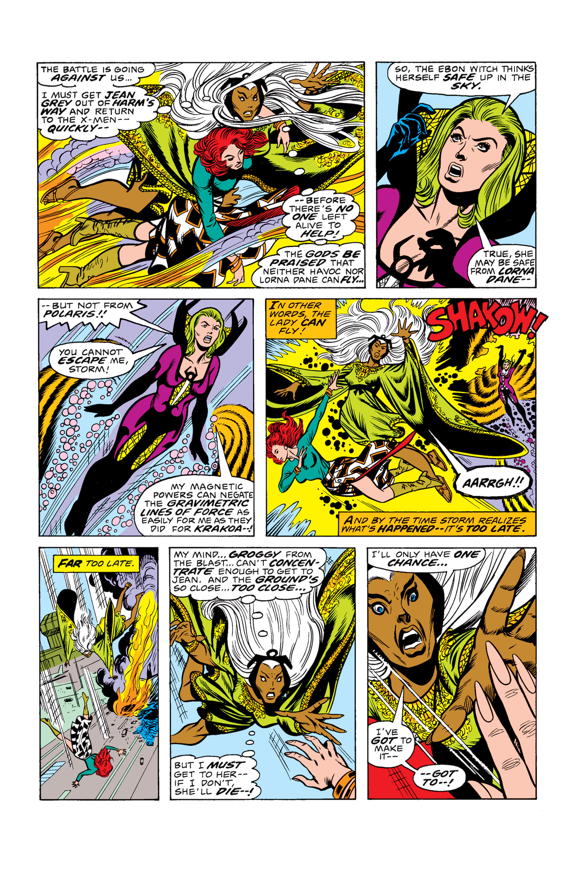 Uncanny X-Men (1963) 97 Page 10