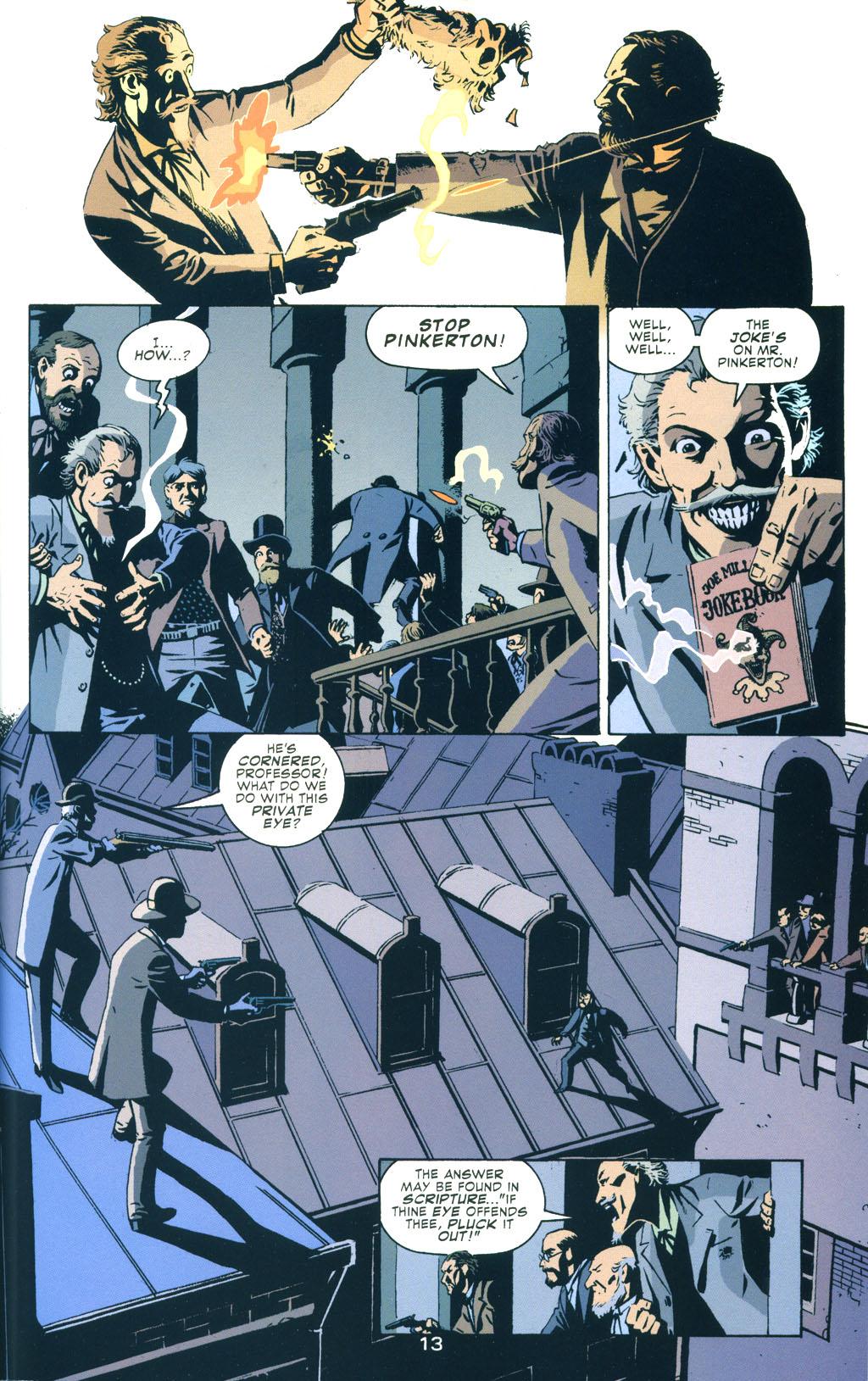 Read online Batman: Detective #27 comic -  Issue #27 TPB - 19