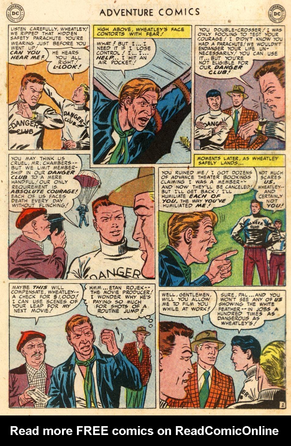 Read online Adventure Comics (1938) comic -  Issue #170 - 25