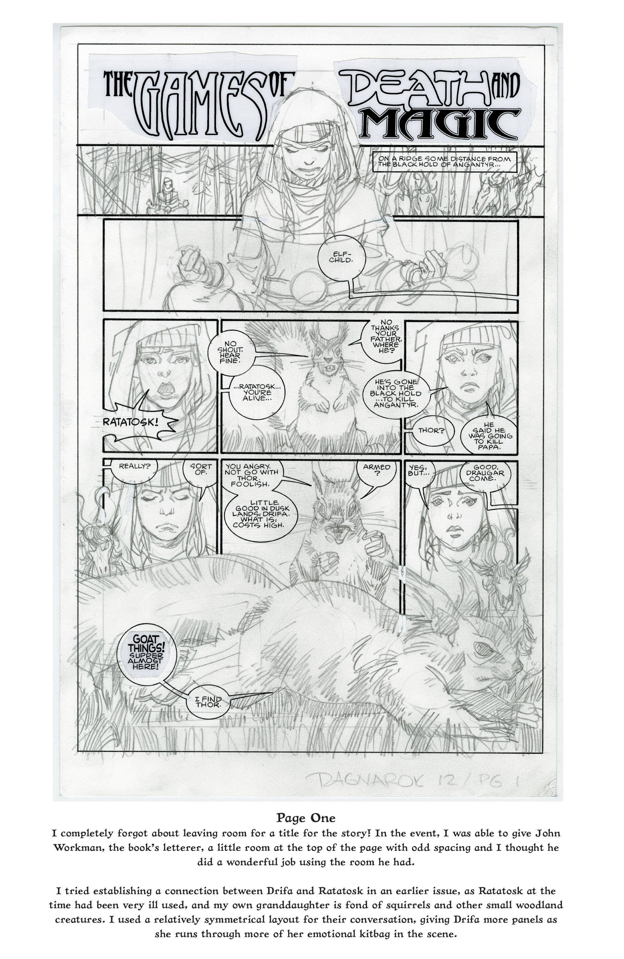 Read online Ragnarok comic -  Issue #12 - 24