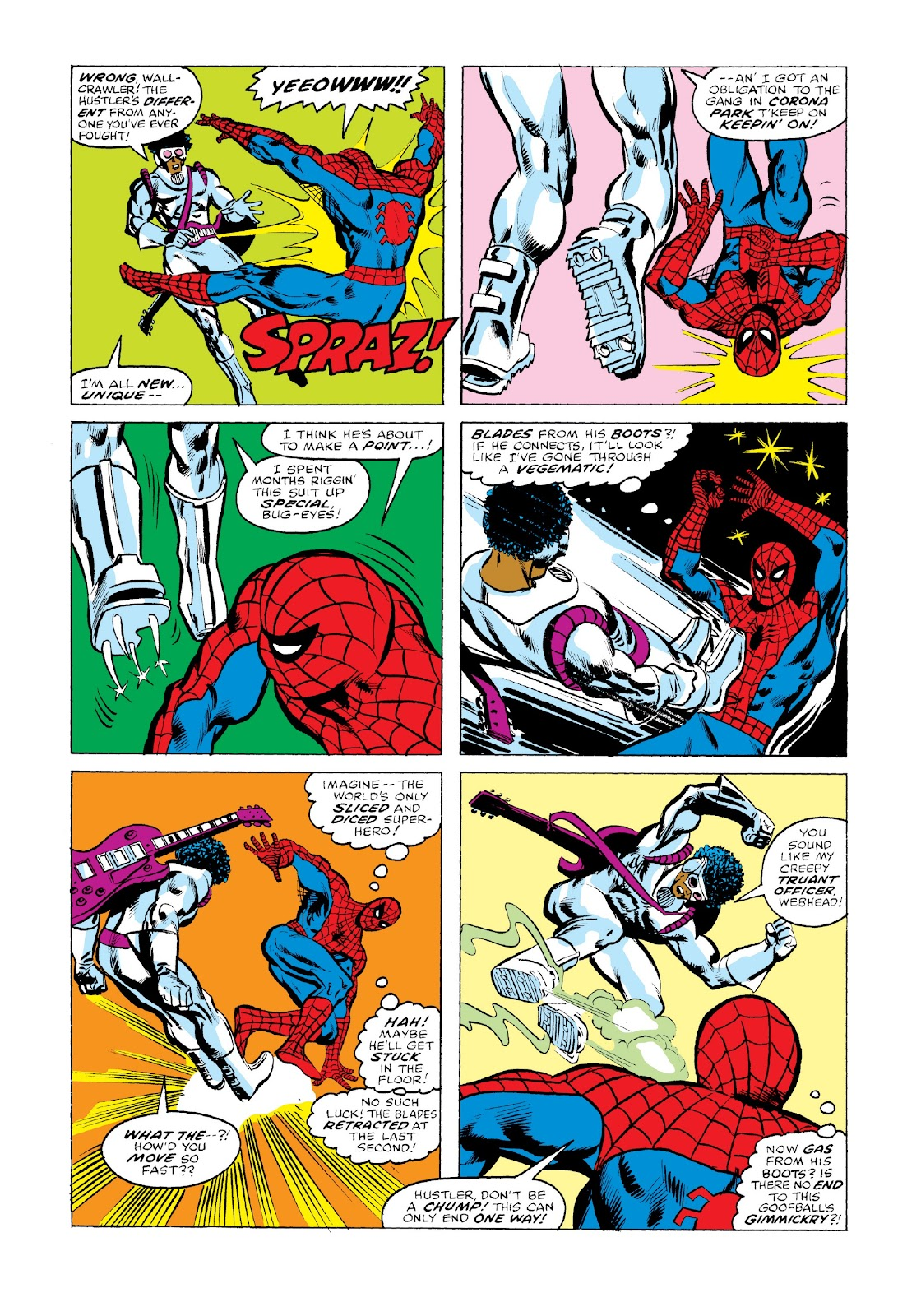 Read online Marvel Masterworks: The Spectacular Spider-Man comic -  Issue # TPB 2 (Part 2) - 68