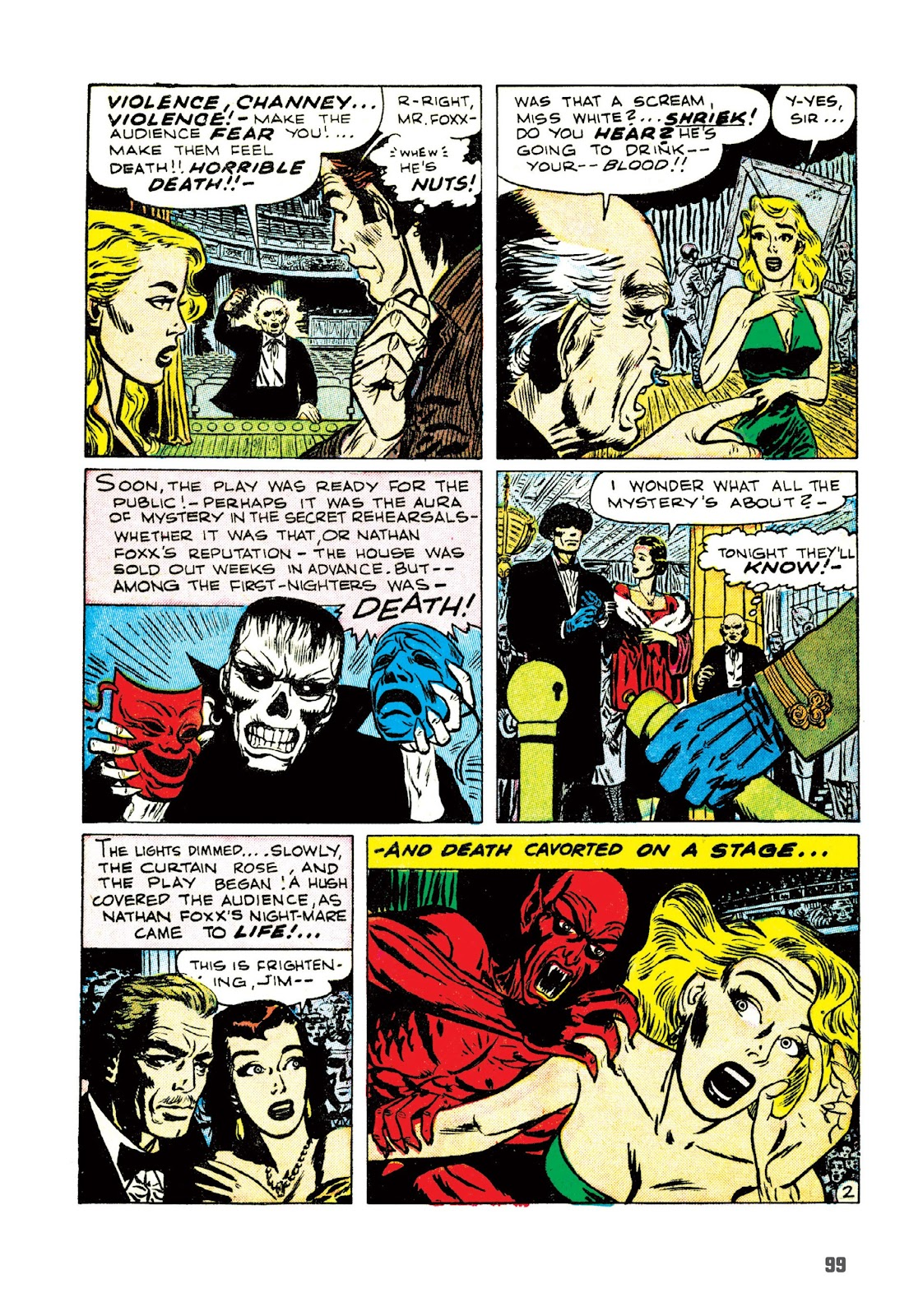 Read online The Joe Kubert Archives comic -  Issue # TPB (Part 2) - 10