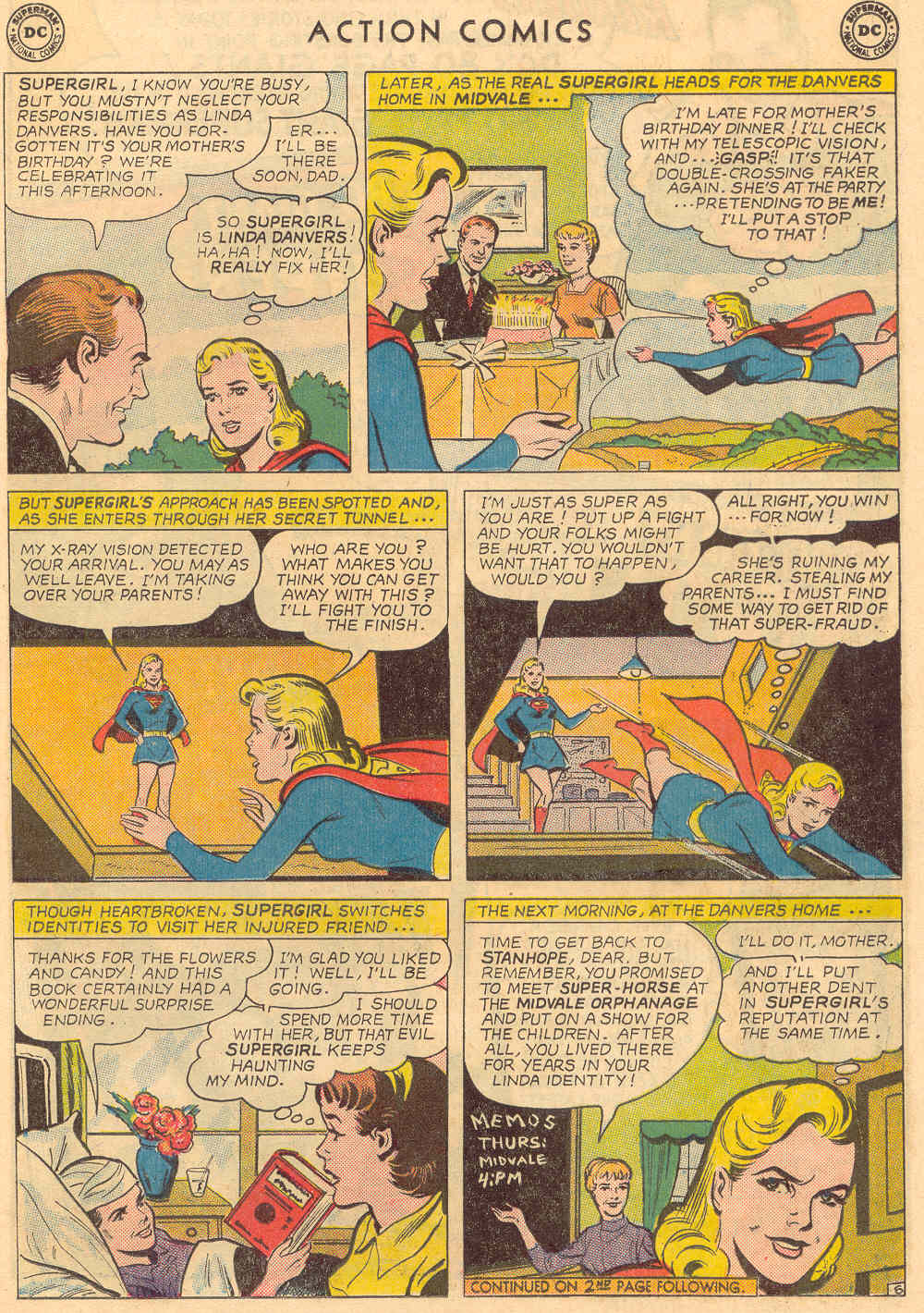 Read online Action Comics (1938) comic -  Issue #321 - 27