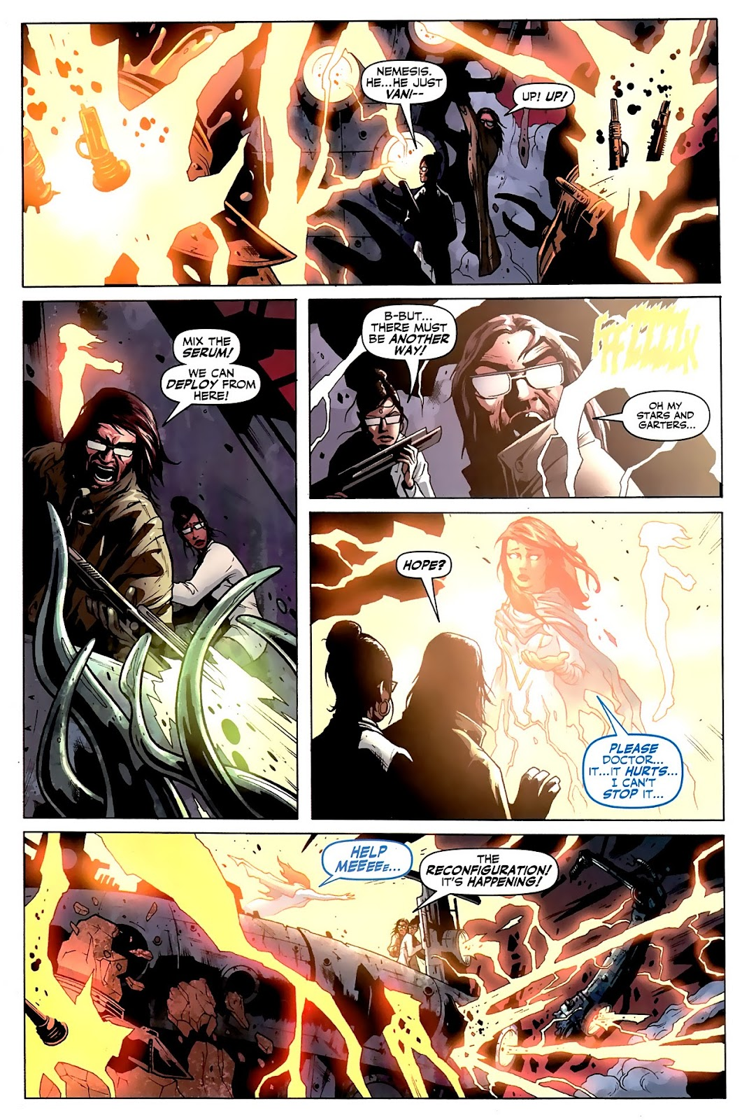 Read online X-Men: Second Coming Revelations comic -  Issue # TPB (Part 1) - 61