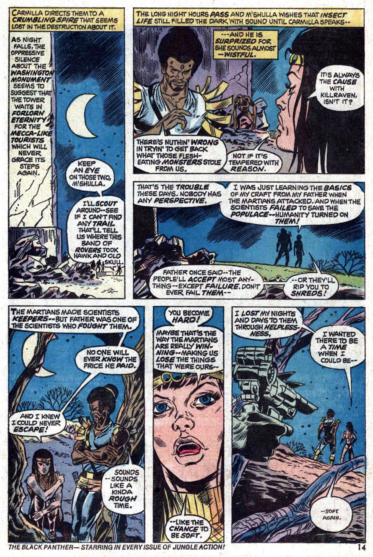 Read online Amazing Adventures (1970) comic -  Issue #22 - 14