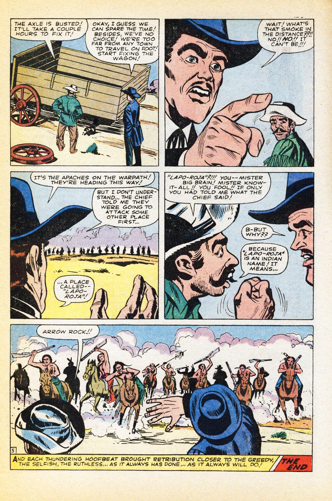 Read online Two-Gun Kid comic -  Issue #94 - 33