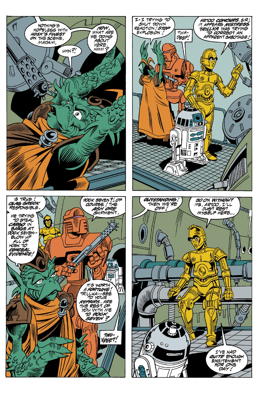 Read online Star Wars Legends Epic Collection: The Empire comic -  Issue # TPB 5 (Part 2) - 74