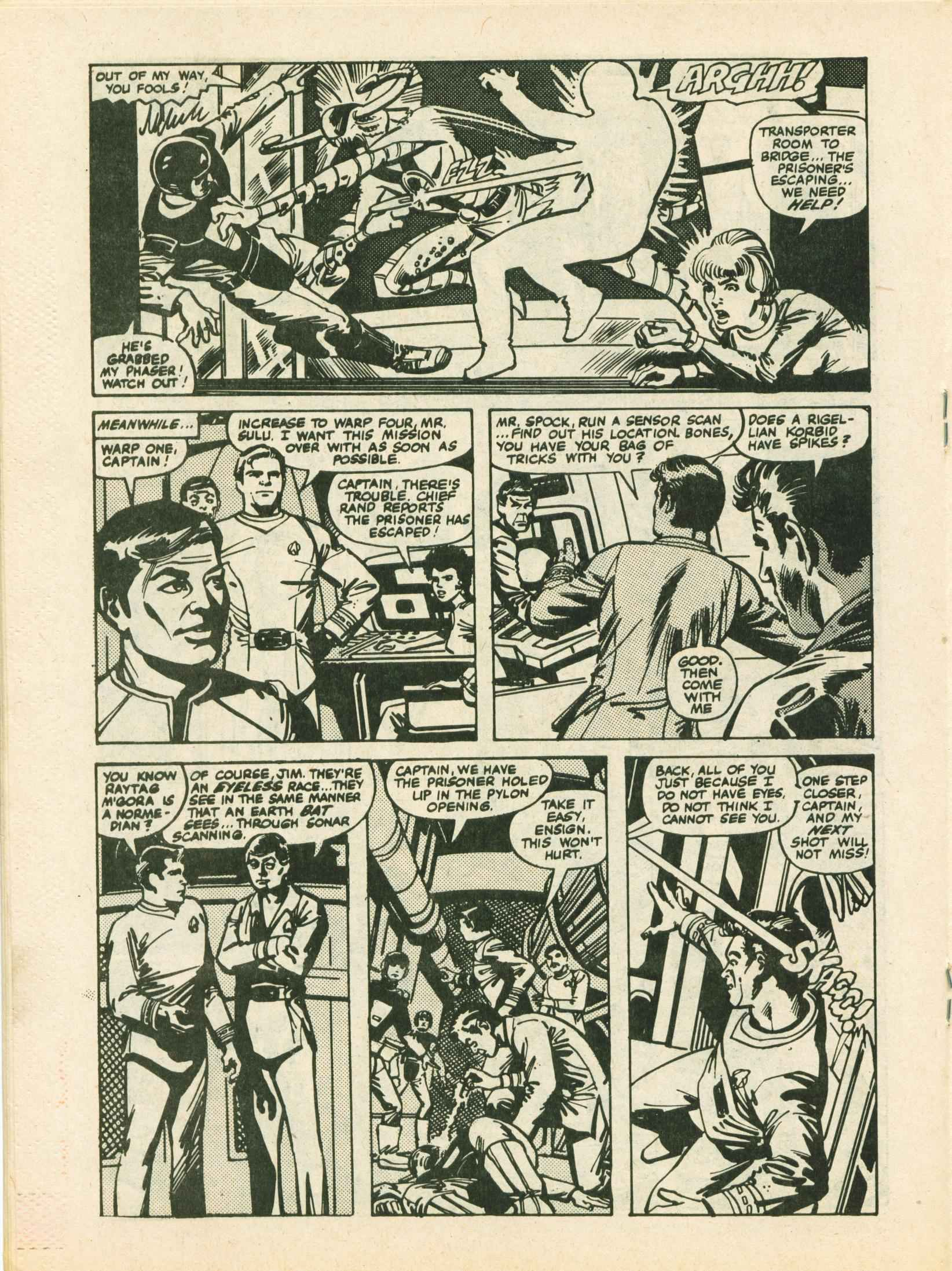 Read online Future Tense comic -  Issue #13 - 16