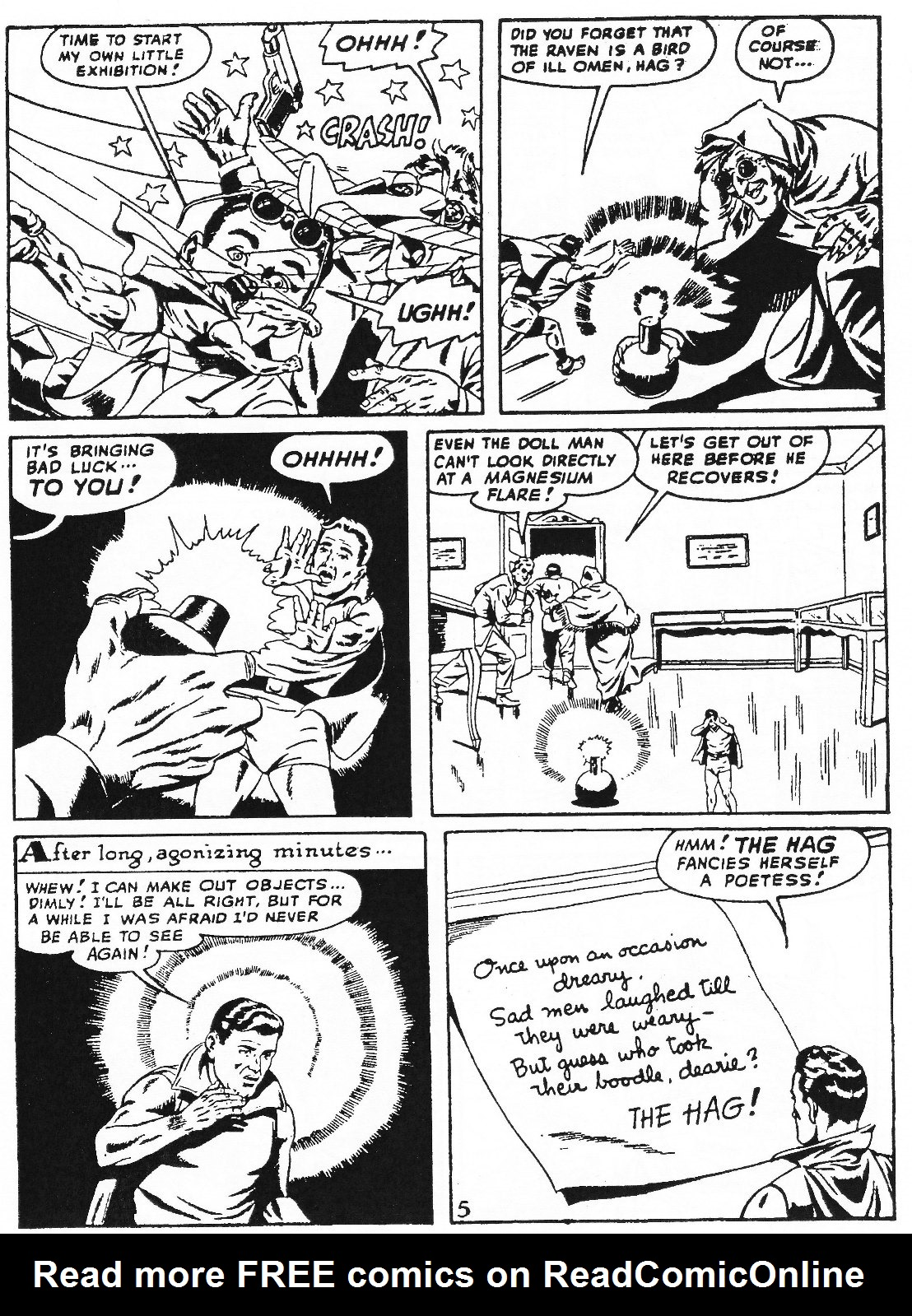 Read online Men of Mystery Comics comic -  Issue #72 - 19