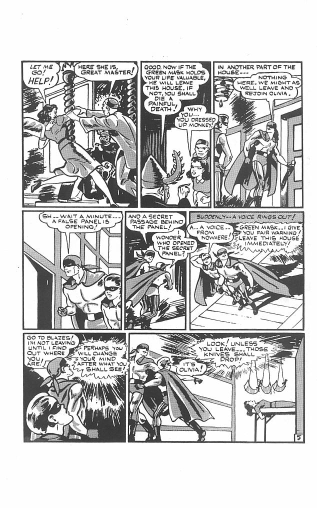 Read online Men of Mystery Comics comic -  Issue #25 - 40