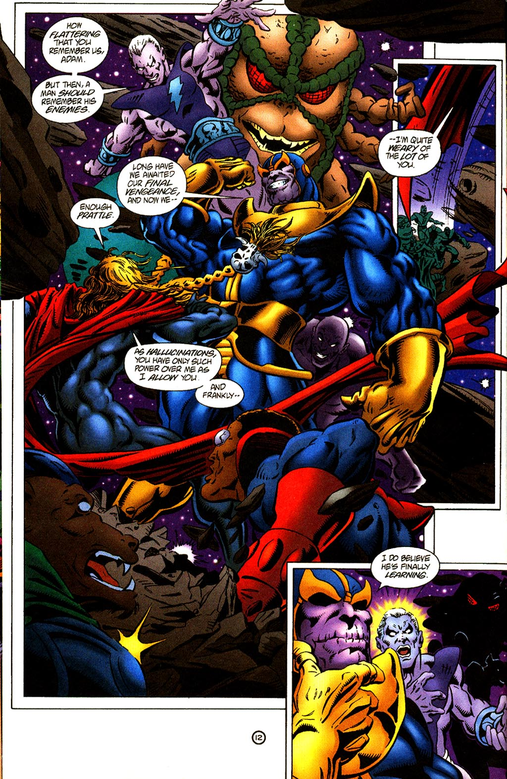 Read online Rune (1995) comic -  Issue #2 - 14