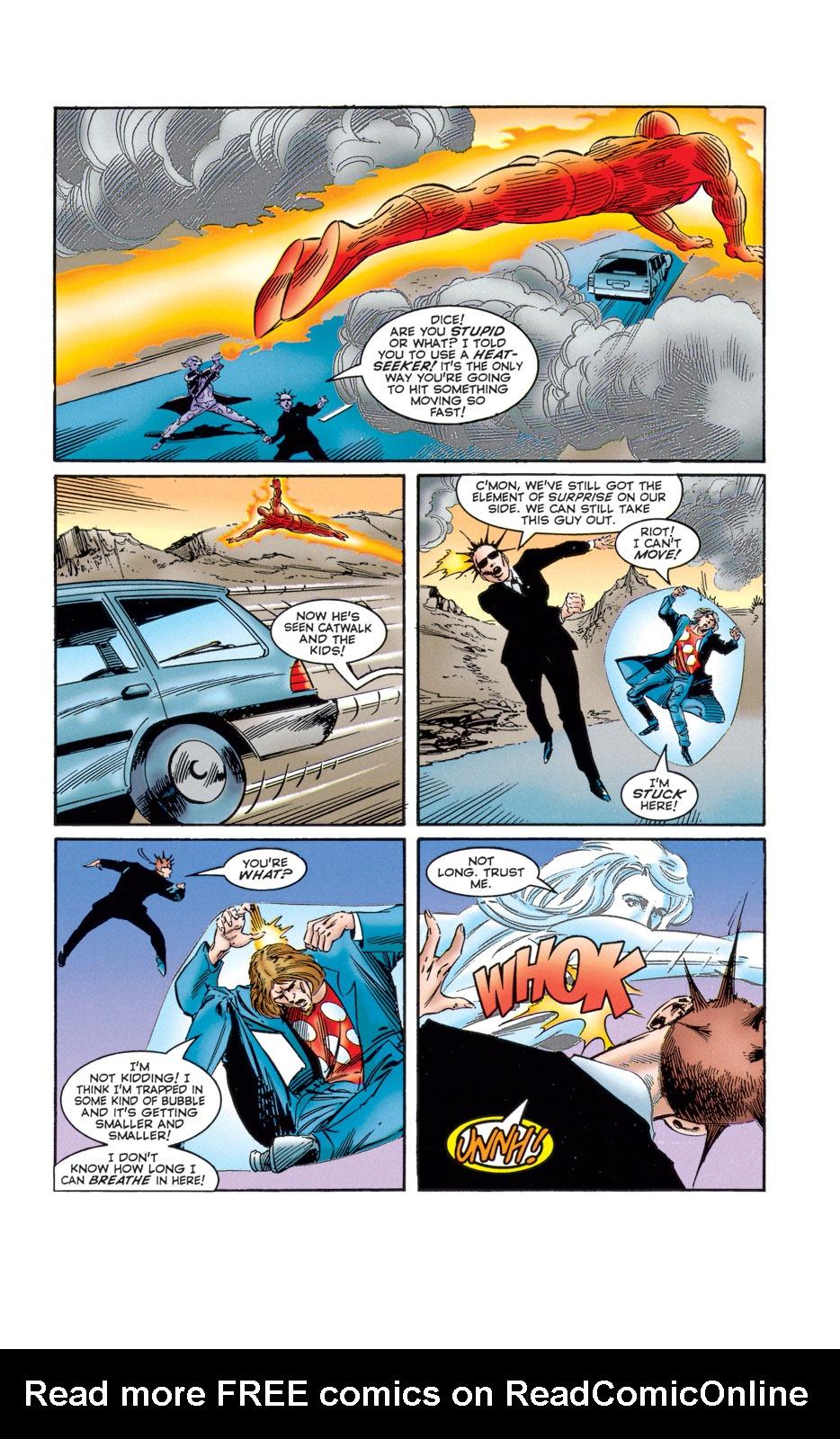 Read online Skrull Kill Krew (1995) comic -  Issue #4 - 14