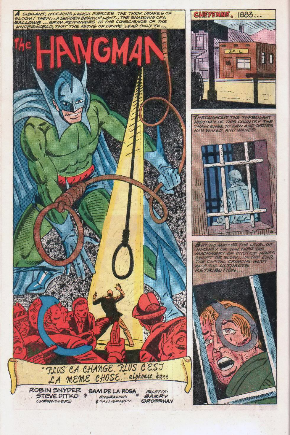 Read online The Fly (1983) comic -  Issue #2 - 28