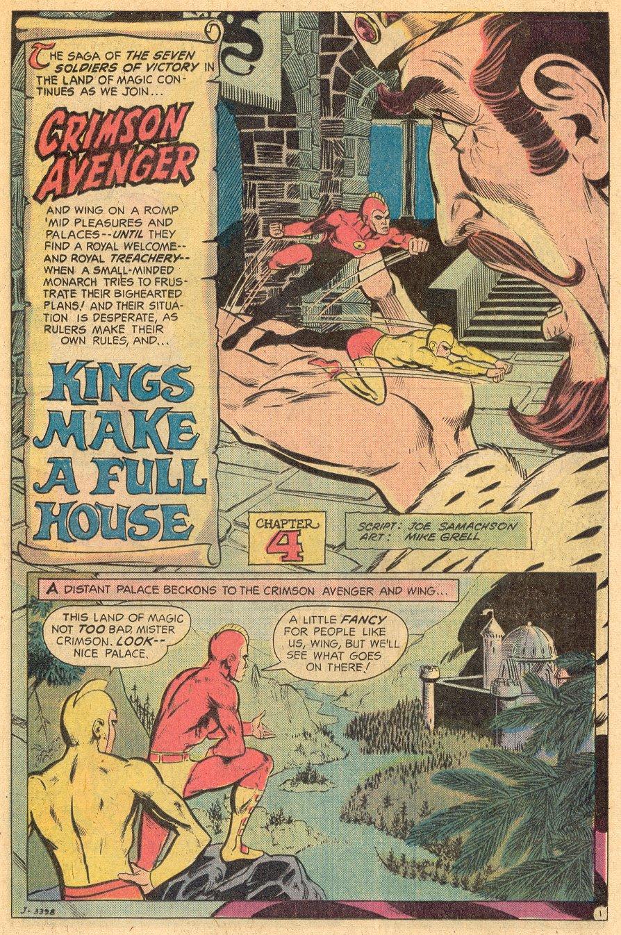 Read online Adventure Comics (1938) comic -  Issue #440 - 19