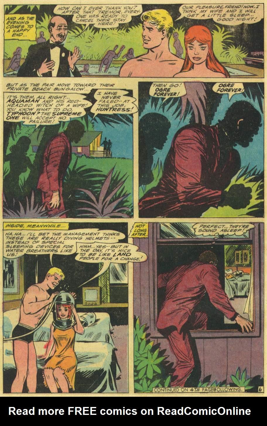Aquaman (1962) Issue #26 #26 - English 8
