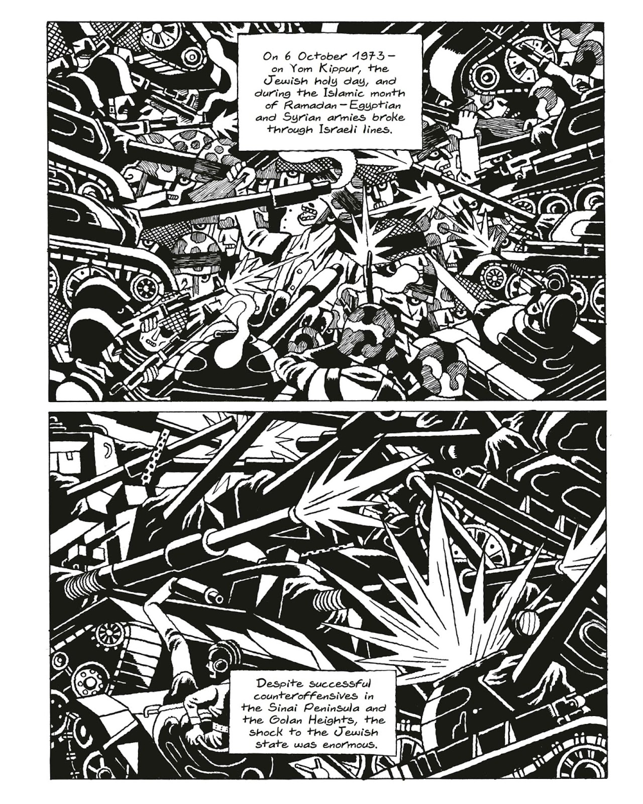 Best of Enemies: A History of US and Middle East Relations issue TPB_2 - Page 47