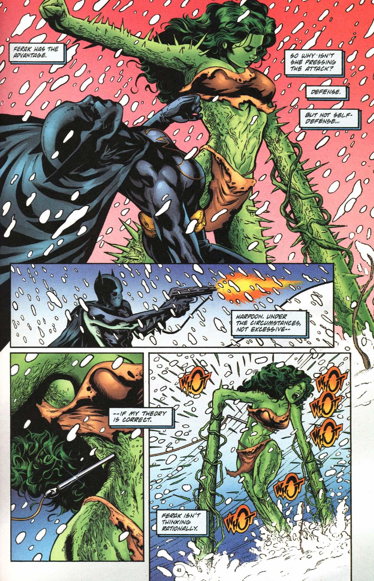 Read online Batman: No Man's Land comic -  Issue #0 - 39