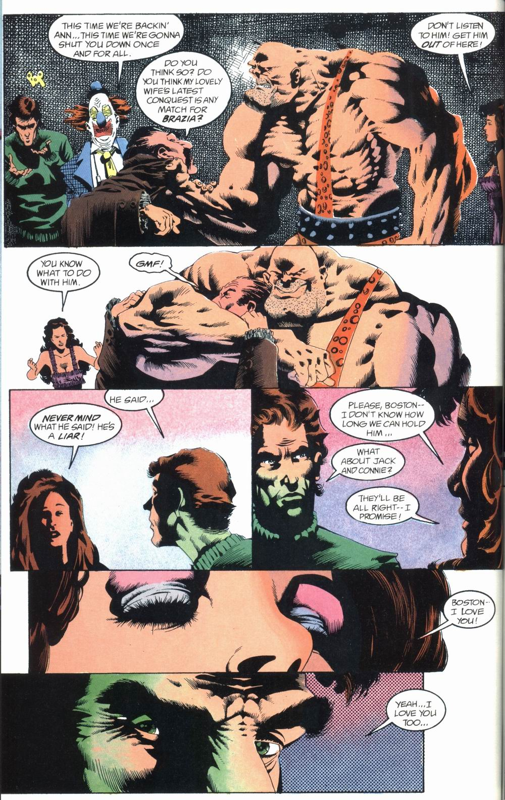 Read online Deadman: Love After Death comic -  Issue #2 - 36