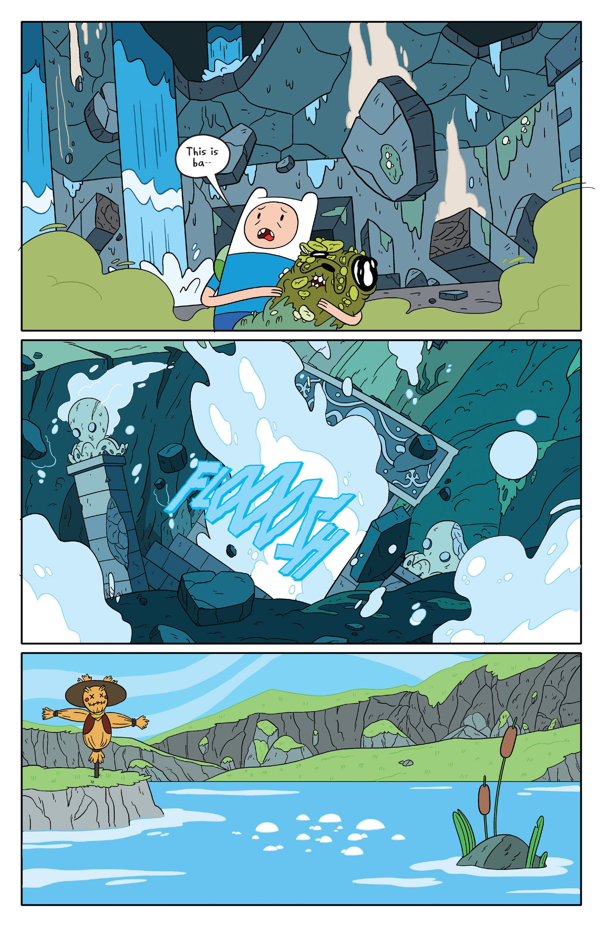 Read online Adventure Time comic -  Issue #46 - 11