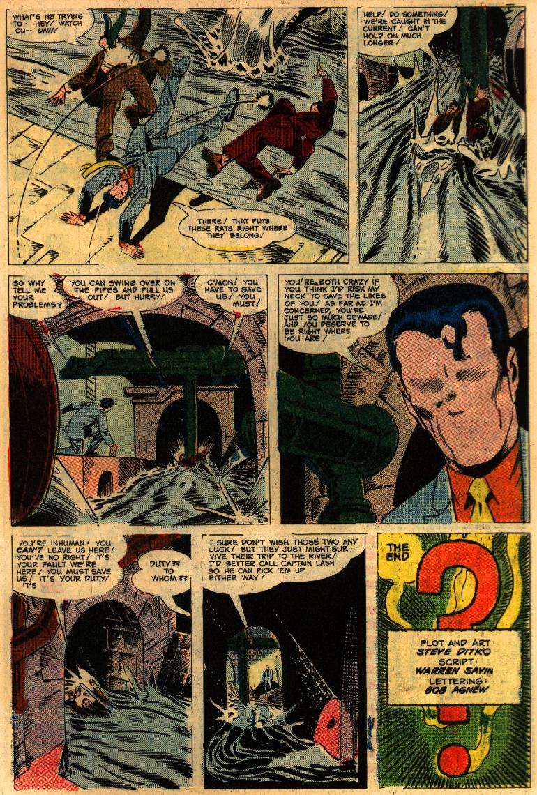 Blue Beetle (1967) issue 4 - Page 33