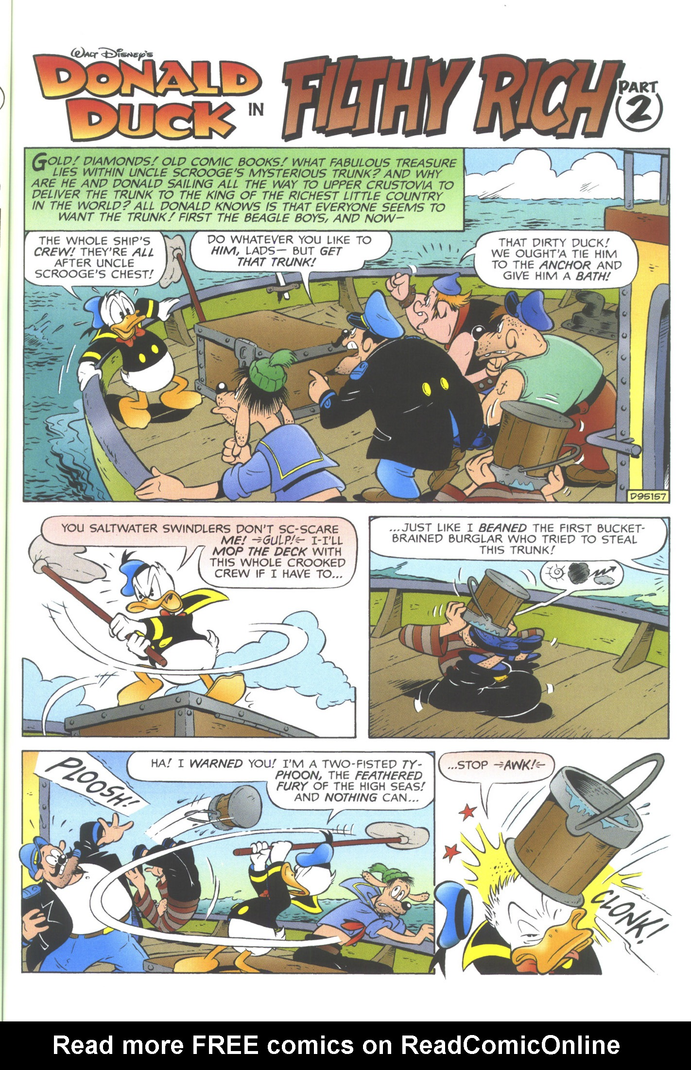 Read online Uncle Scrooge (1953) comic -  Issue #361 - 43