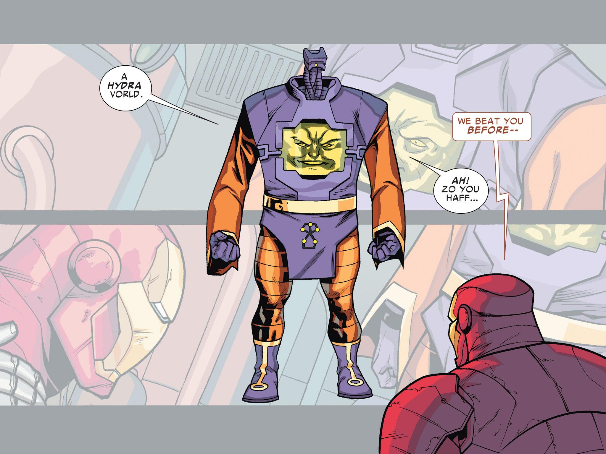 Read online Ultimate Spider-Man (Infinite Comics) (2016) comic -  Issue #4 - 41