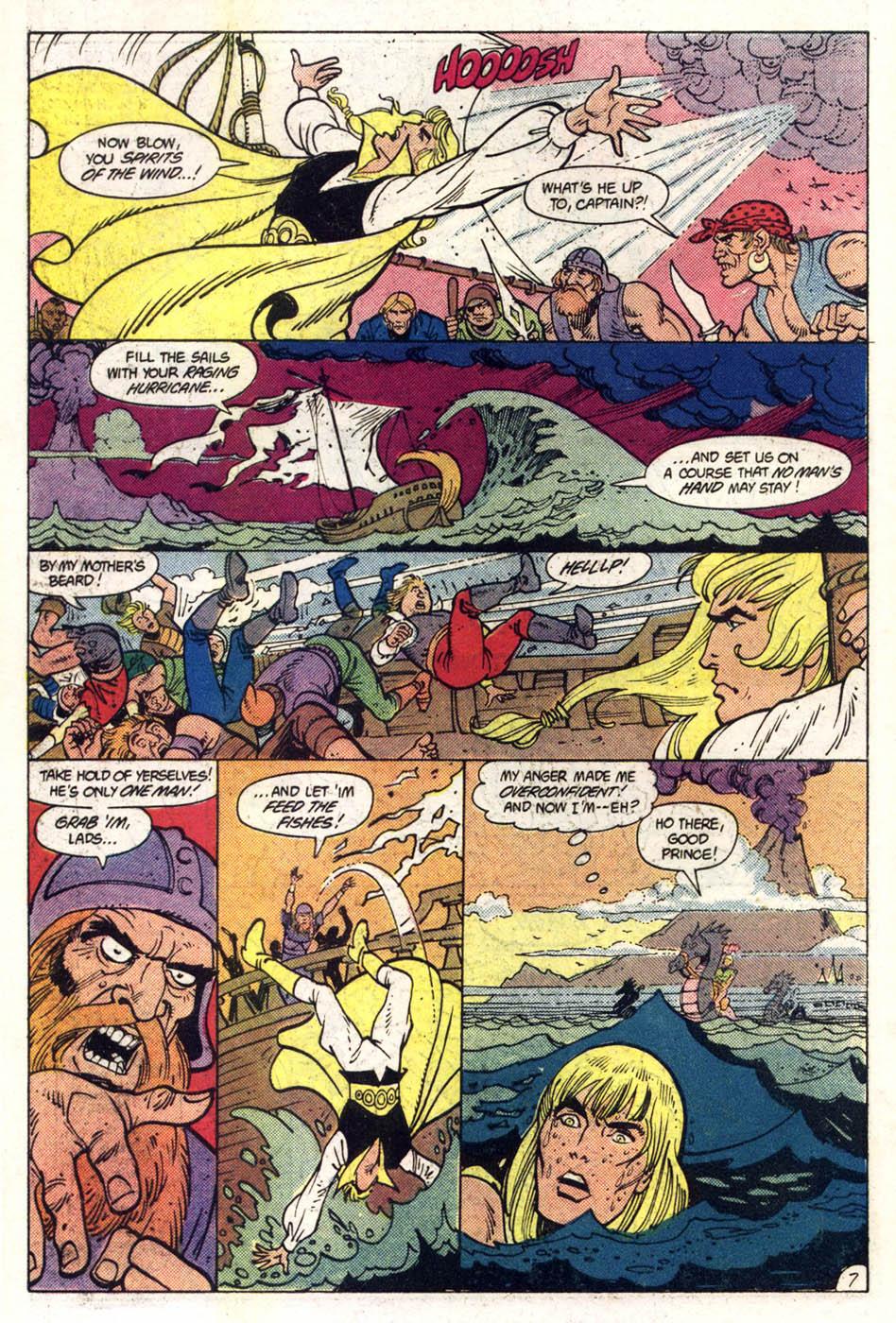 Read online Amethyst (1985) comic -  Issue #1 - 8