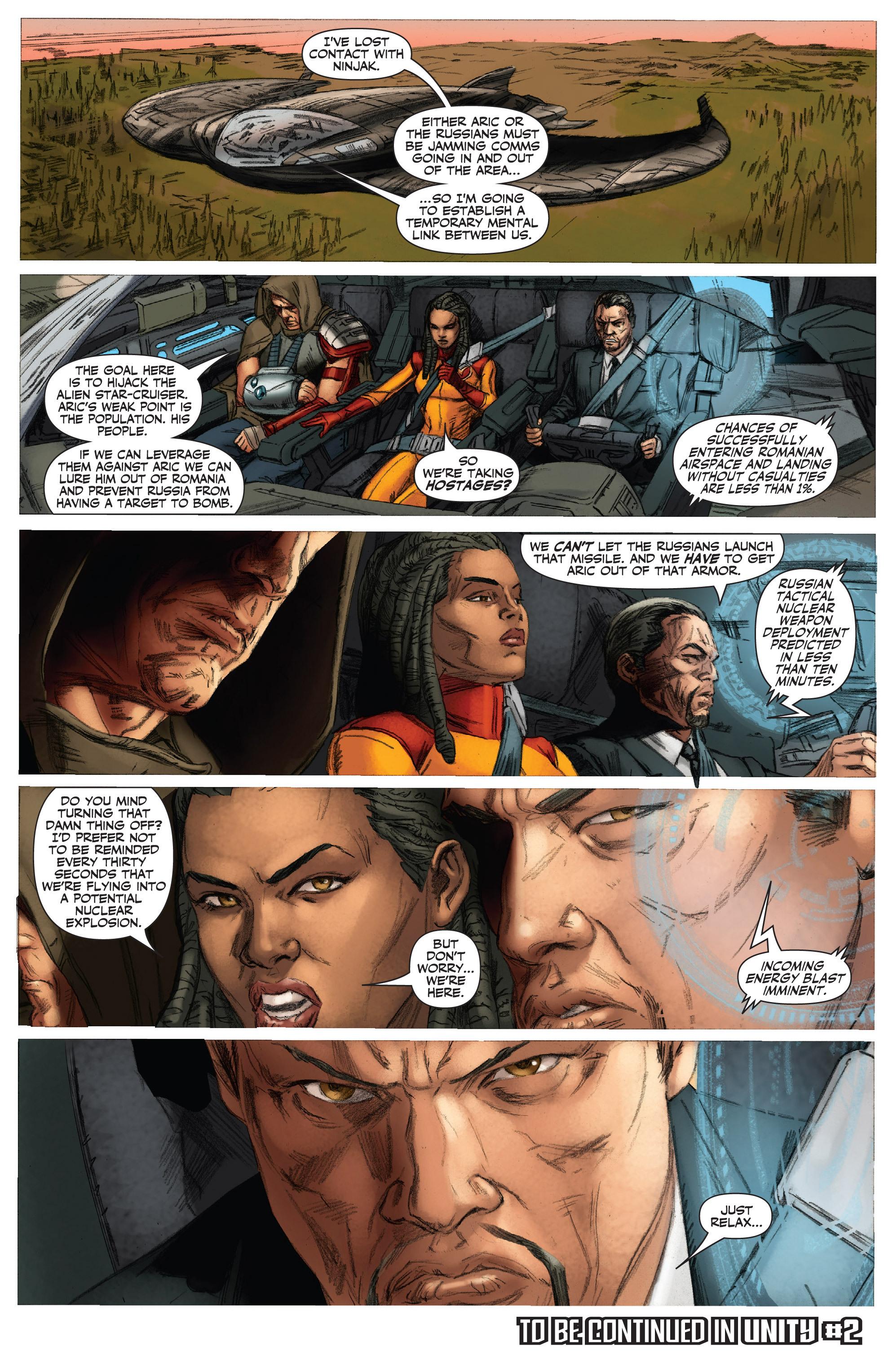 Read online Shadowman (2012) comic -  Issue #13 - 30