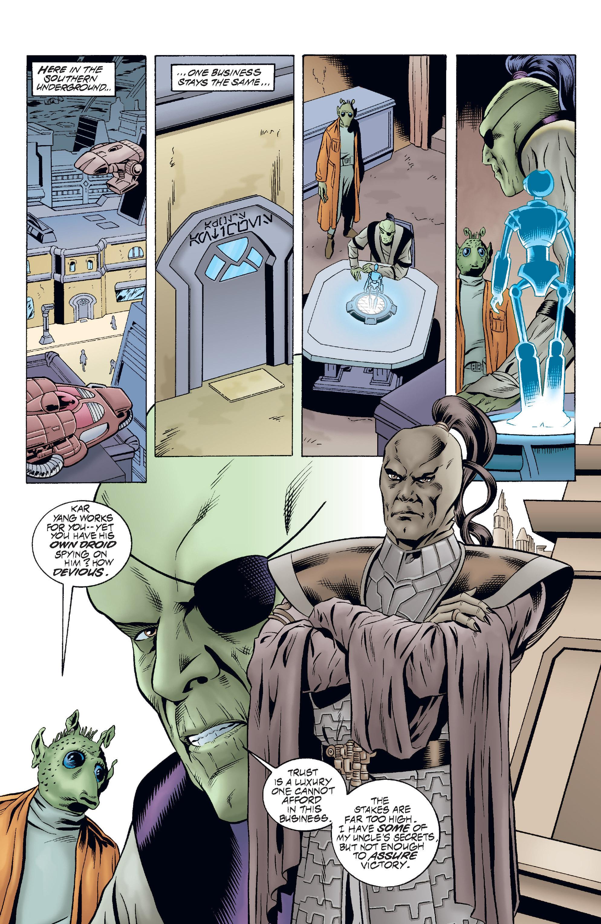Read online Star Wars Omnibus comic -  Issue # Vol. 11 - 347