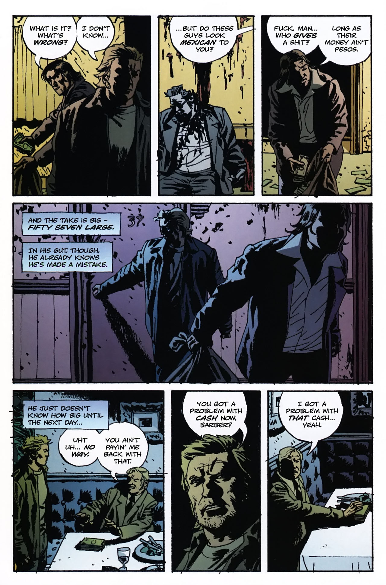 Read online Criminal (2008) comic -  Issue #2 - 23