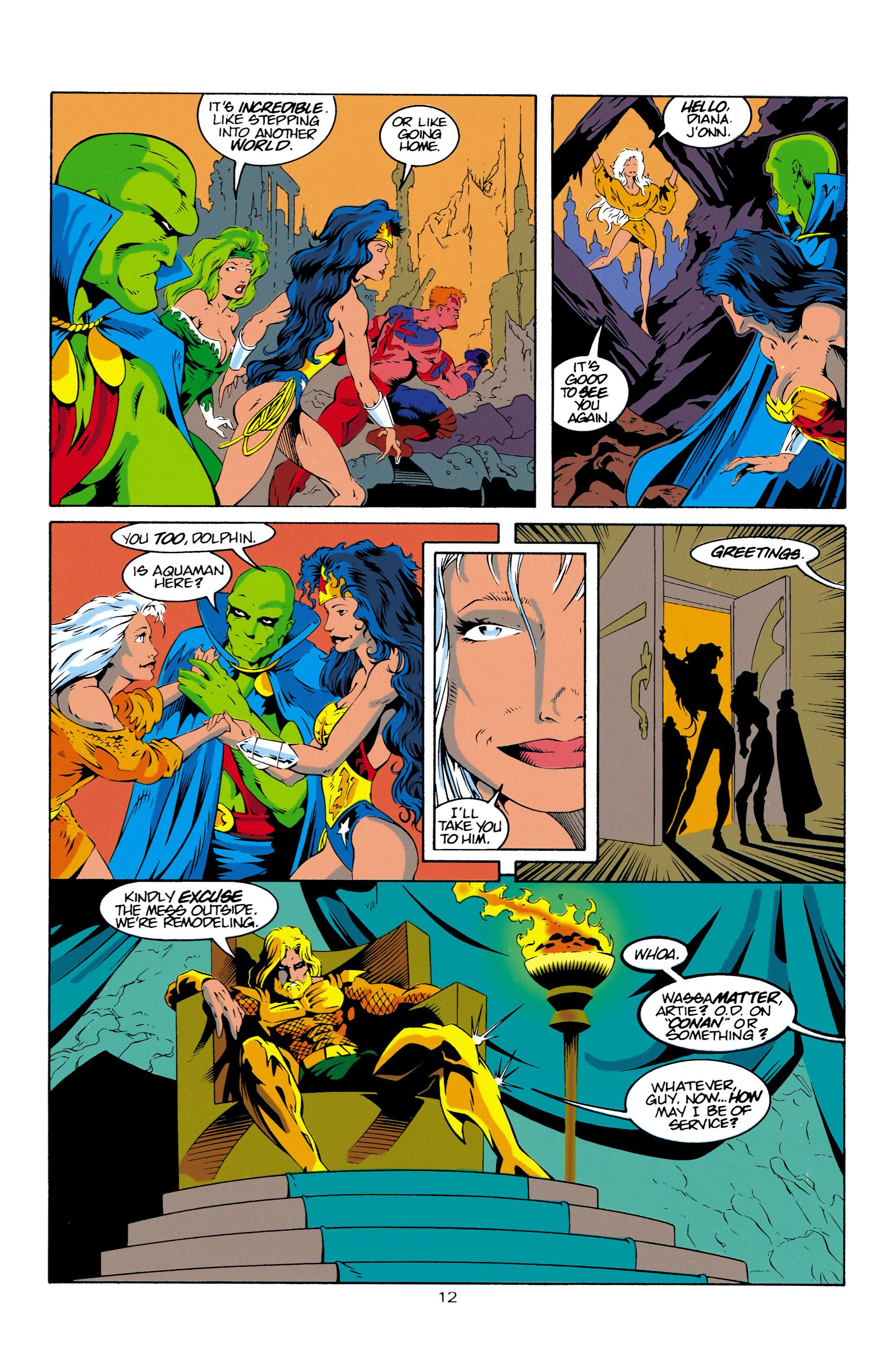 Read online Aquaman (1994) comic -  Issue #16 - 13