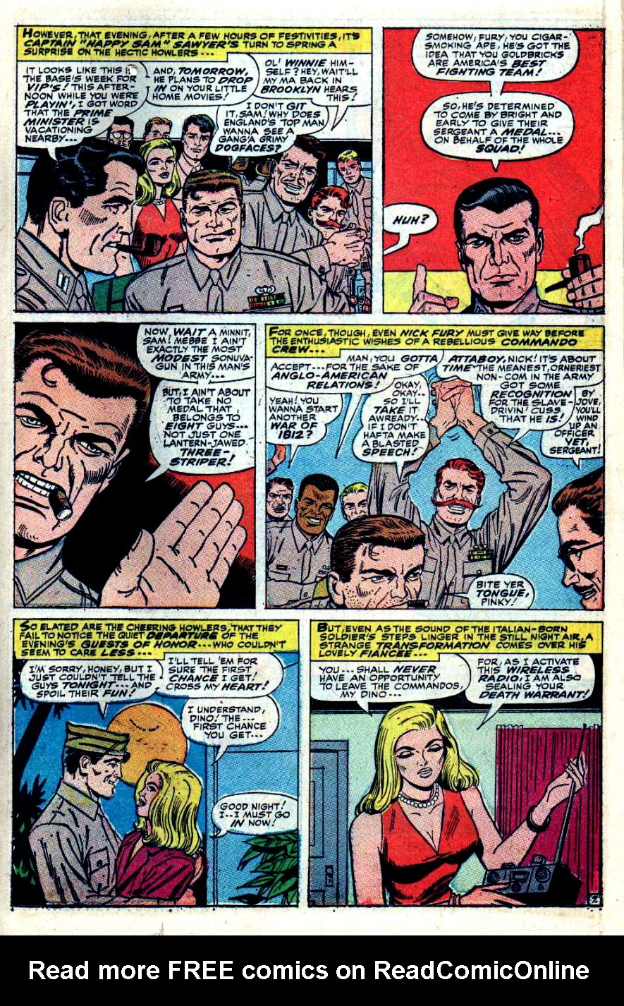 Read online Sgt. Fury comic -  Issue #41 - 11