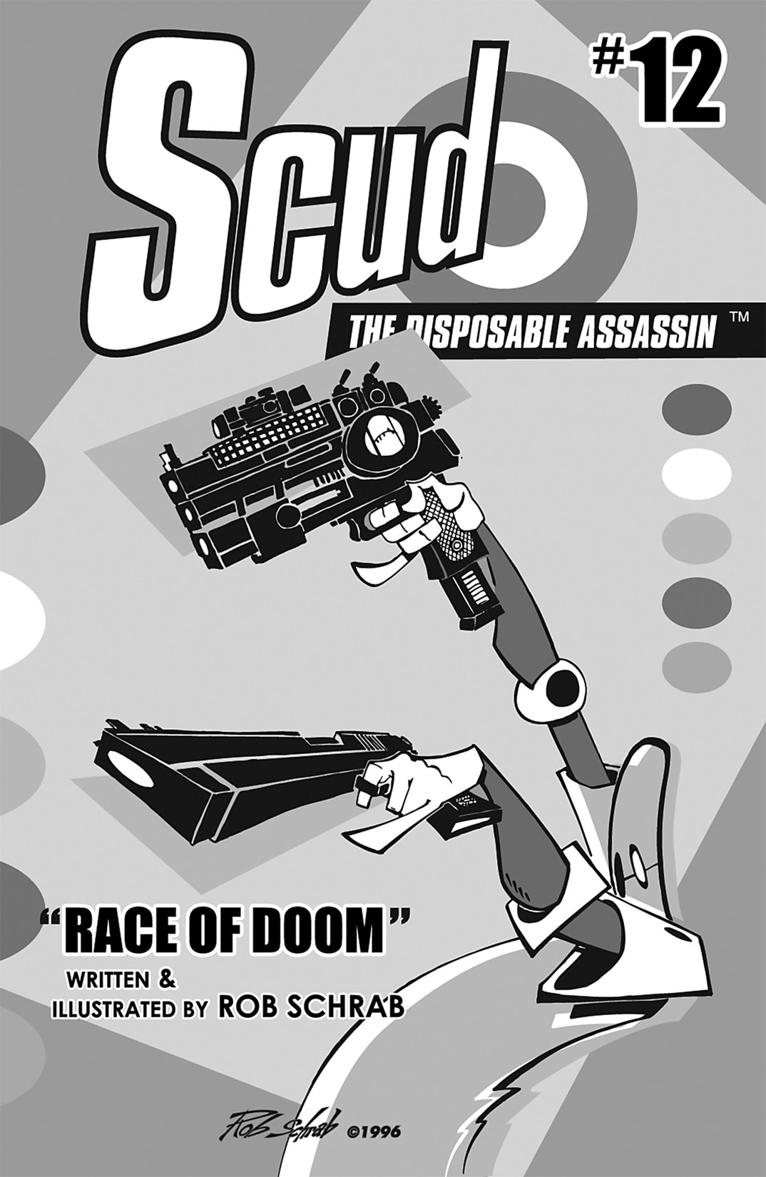 Read online Scud: The Disposable Assassin: The Whole Shebang comic -  Issue # TPB (Part 2) - 102