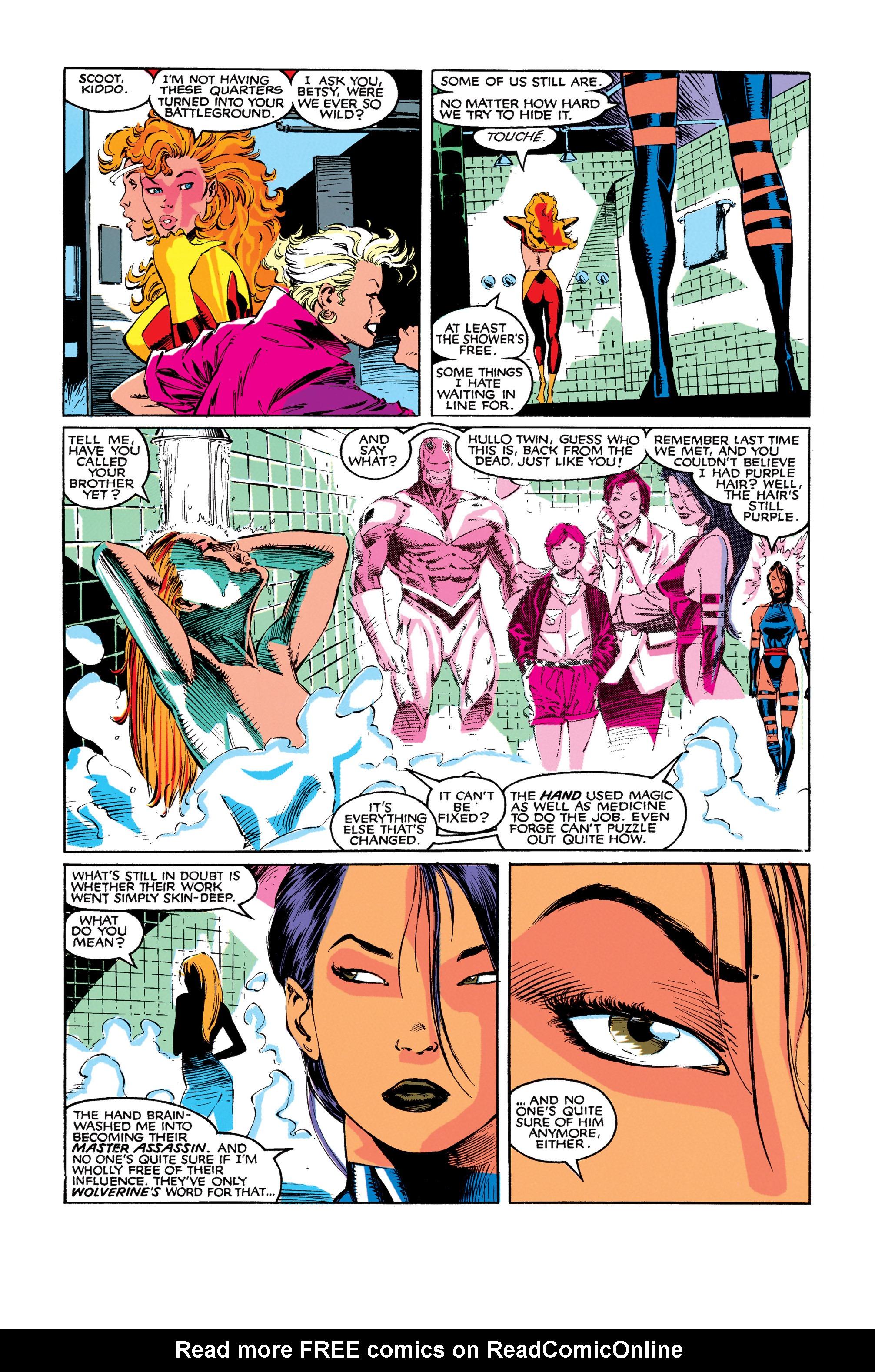 Read online Uncanny X-Men (1963) comic -  Issue #273 - 15