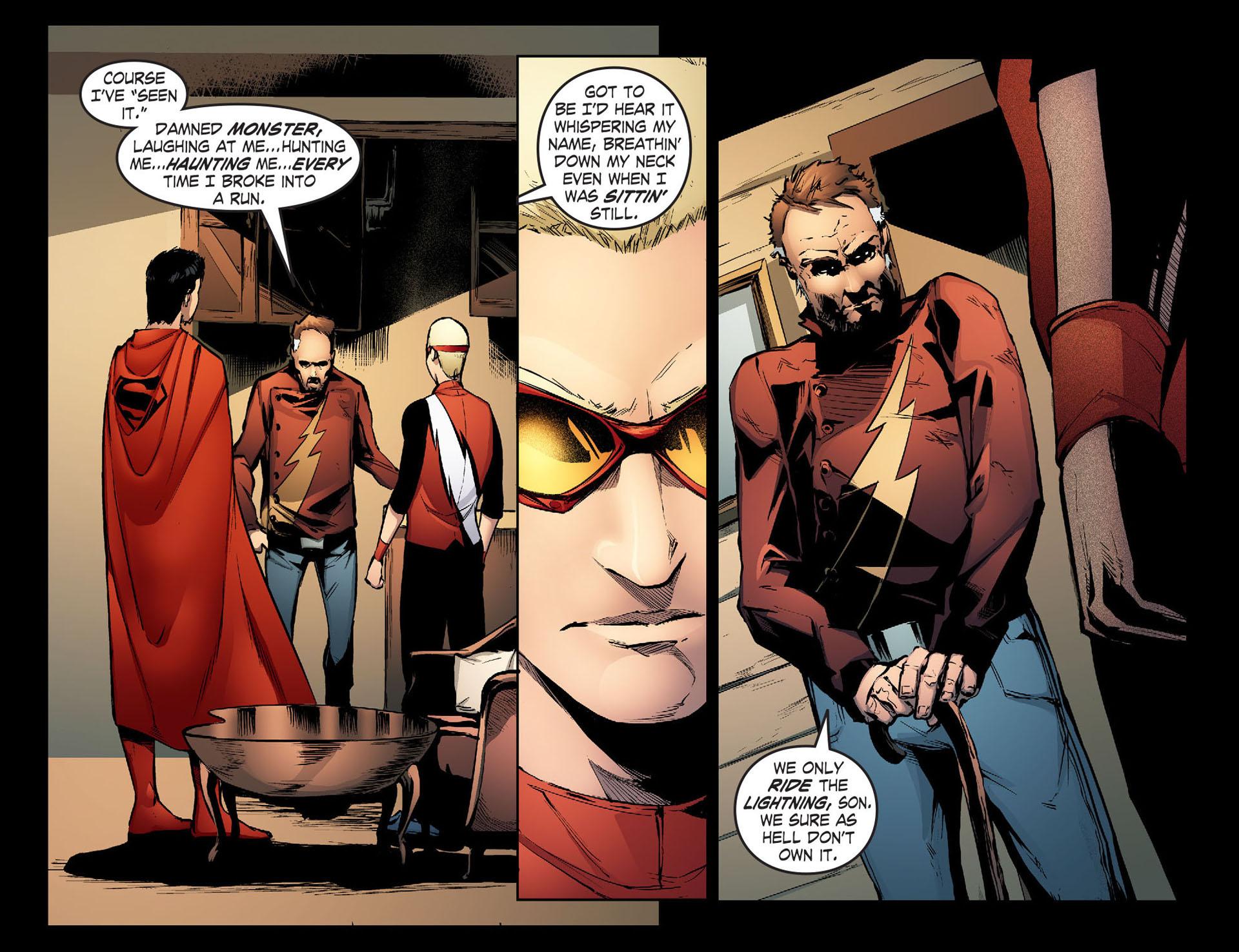 Read online Smallville: Season 11 comic -  Issue #33 - 21