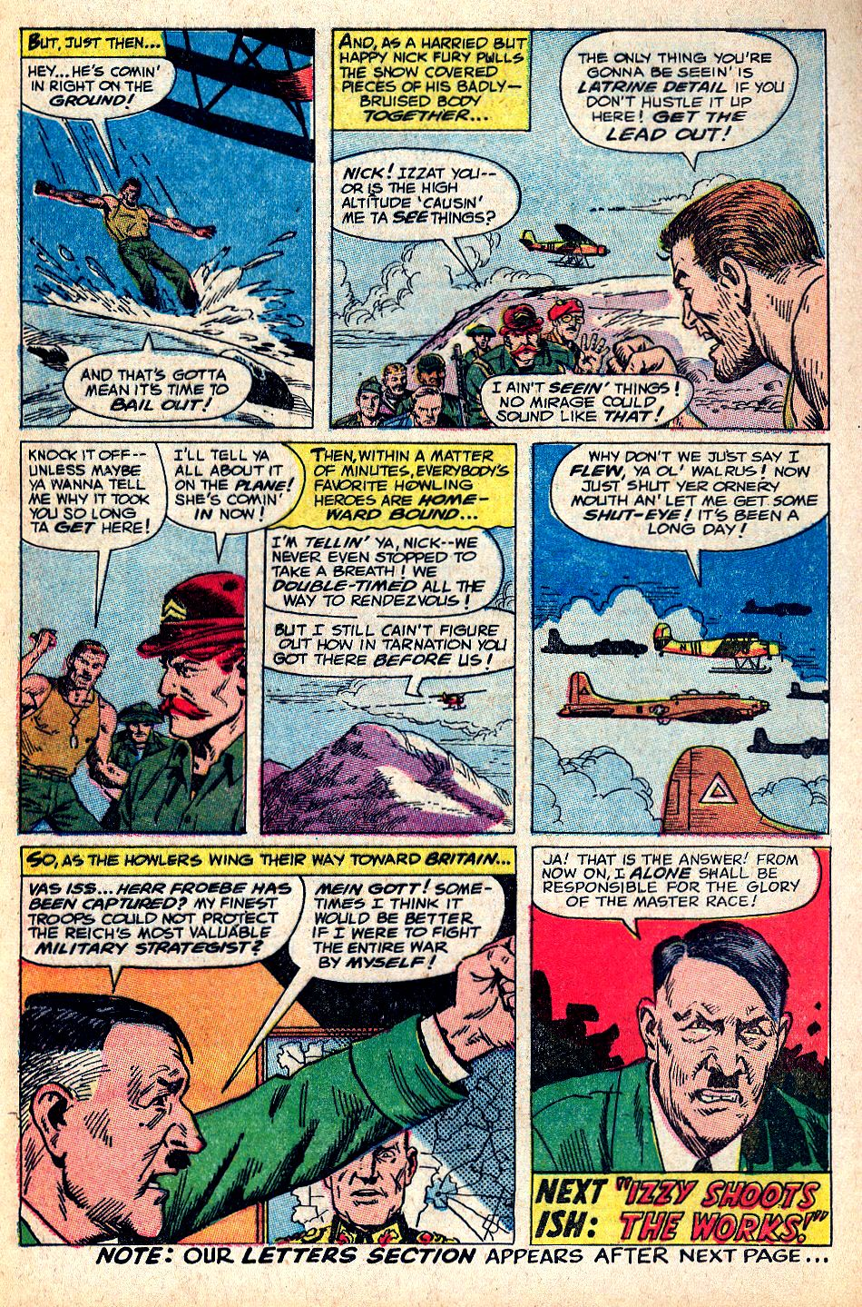 Read online Sgt. Fury comic -  Issue #53 - 29