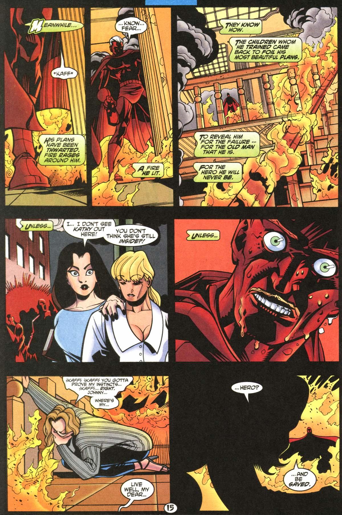 Read online Slingers comic -  Issue #5 - 16